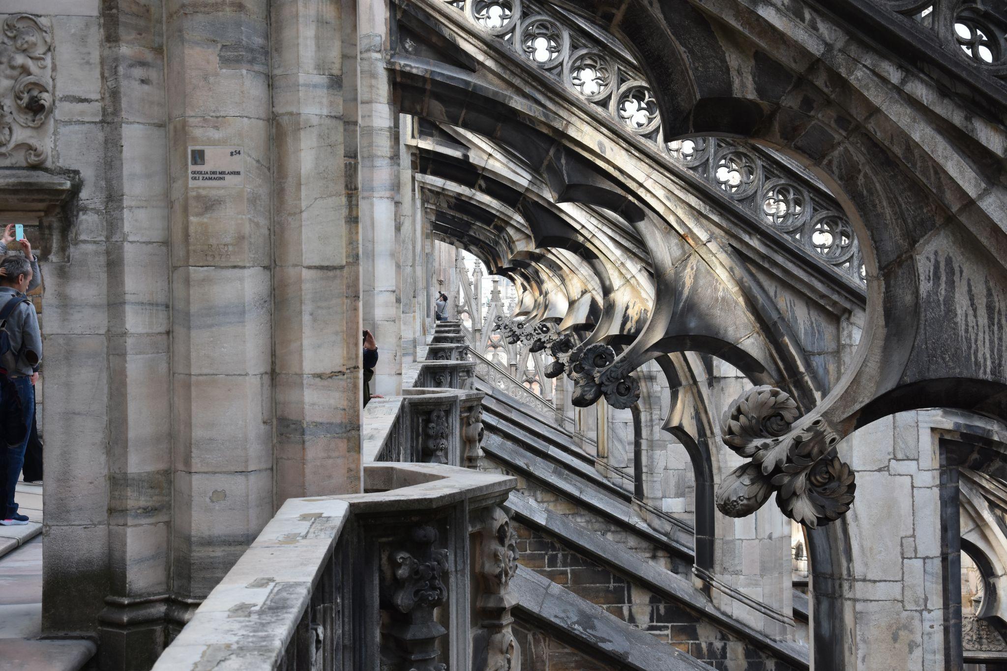 Duomo Terraces, Italy