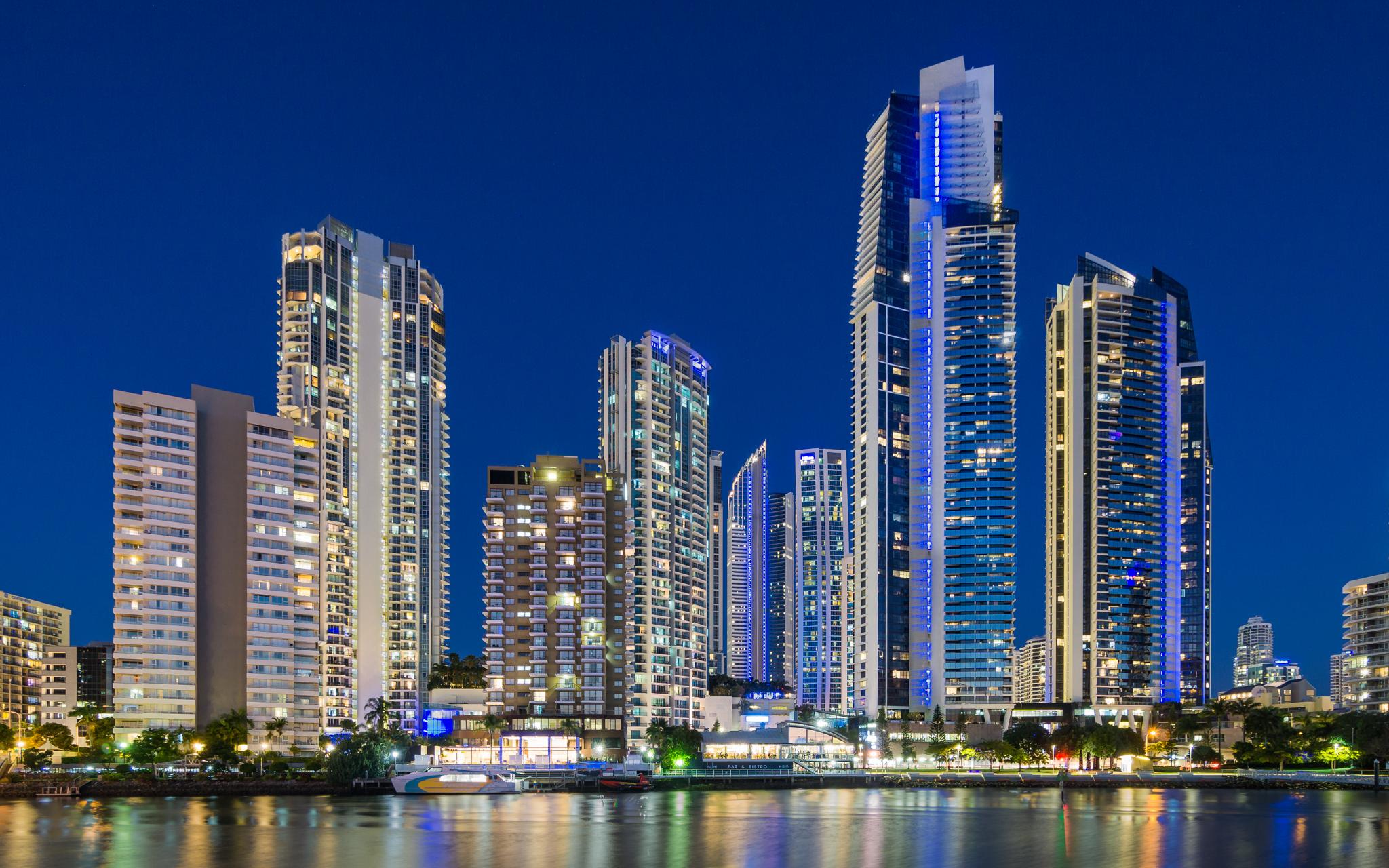 Gold Coast Metropolis, Australia