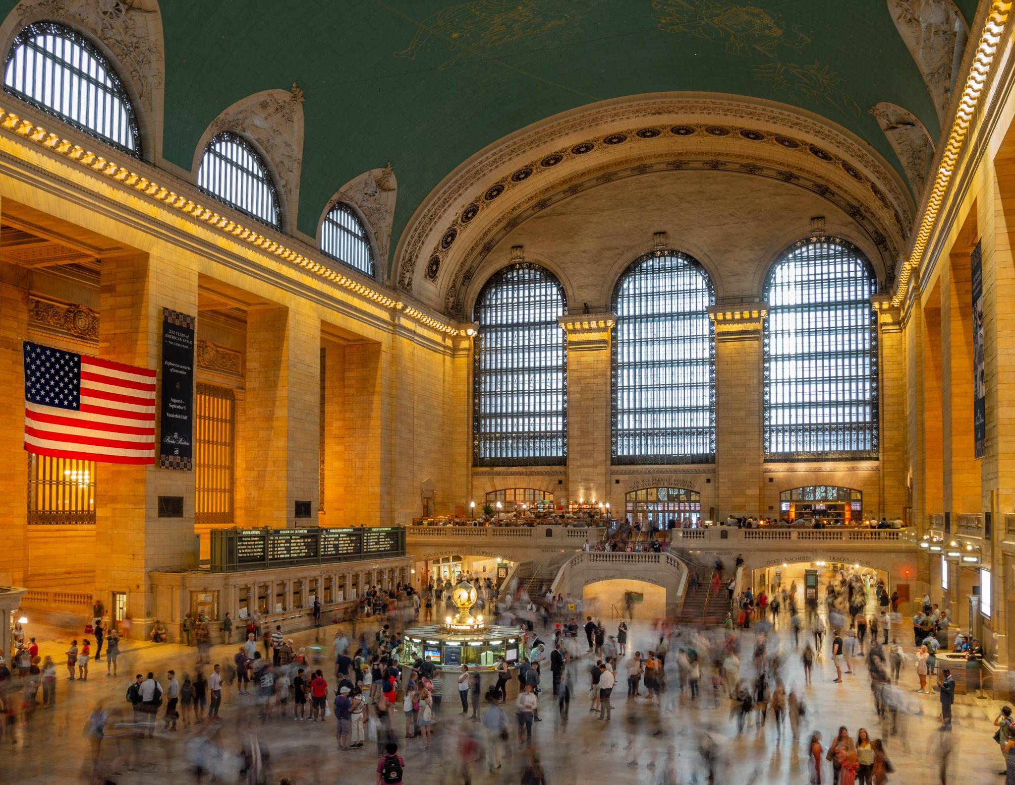 Grand Central Terminal, USA