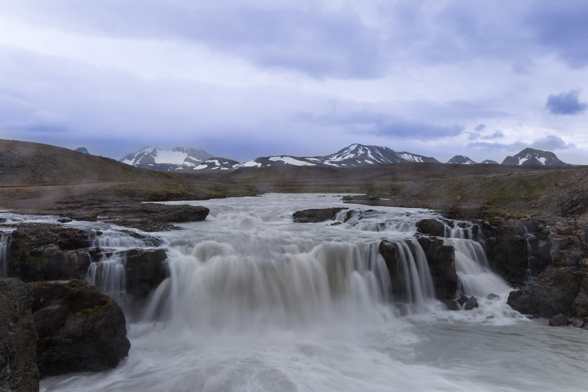 Gýgjarfoss, Iceland