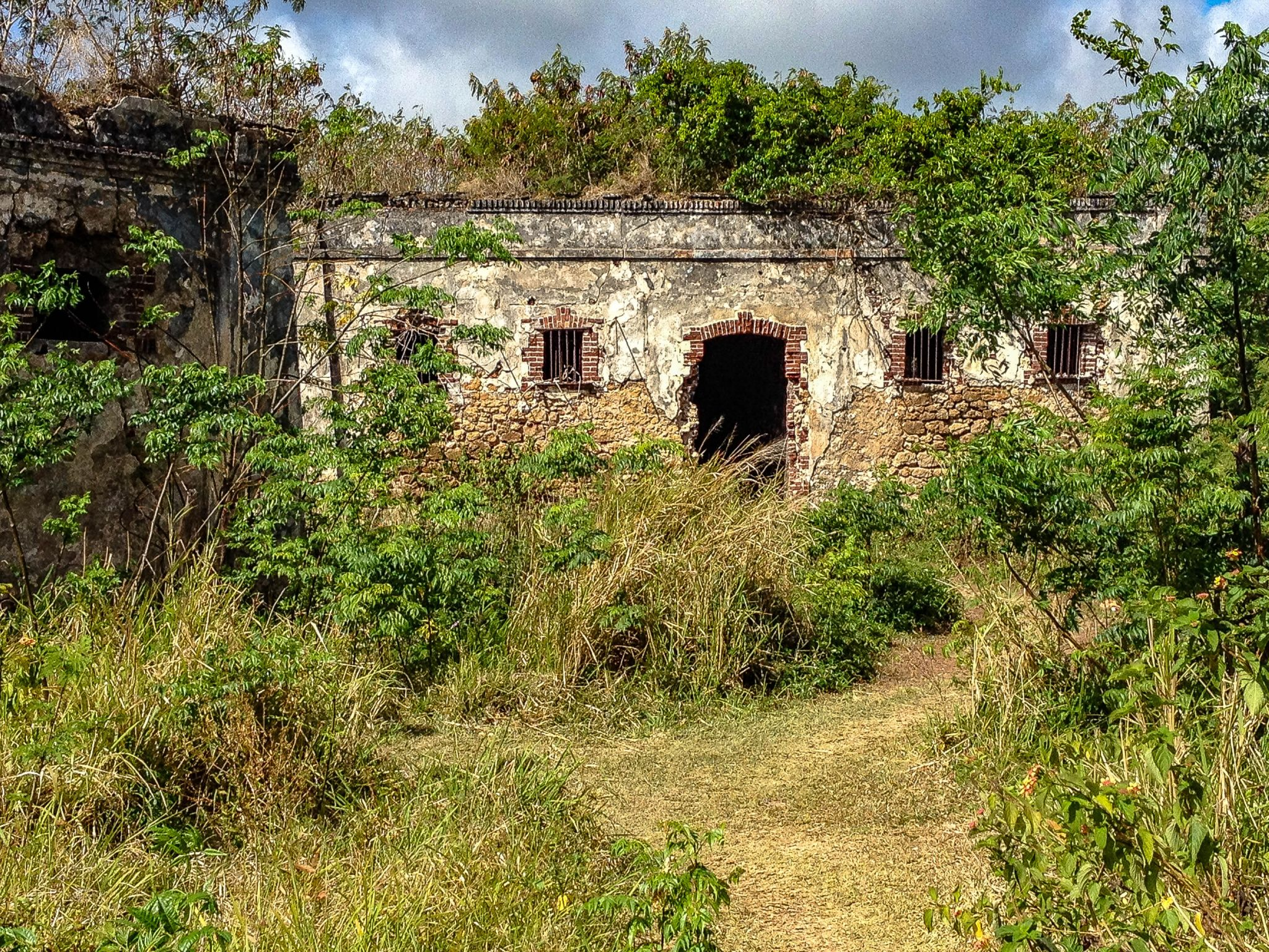 Isle of Pines Penal Colony Ruins, New Caledonia