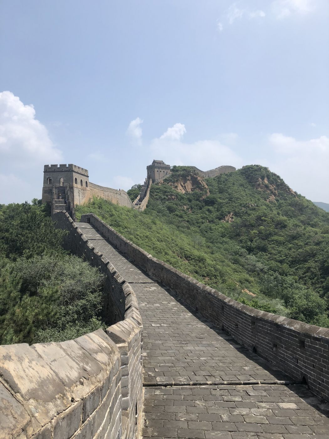 Jinshanling Great Wall, China