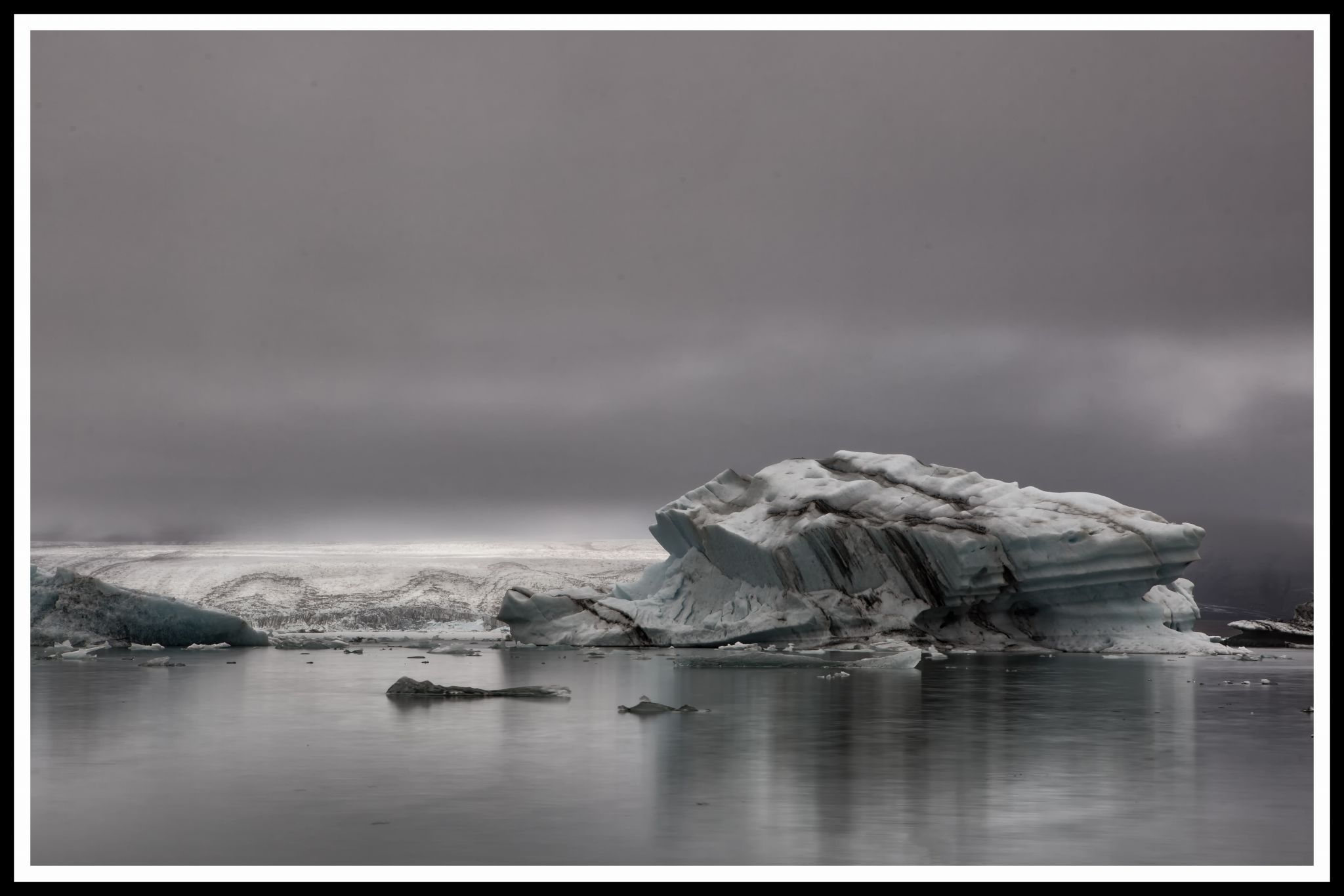 Jokulsarlon, Iceland, Iceland