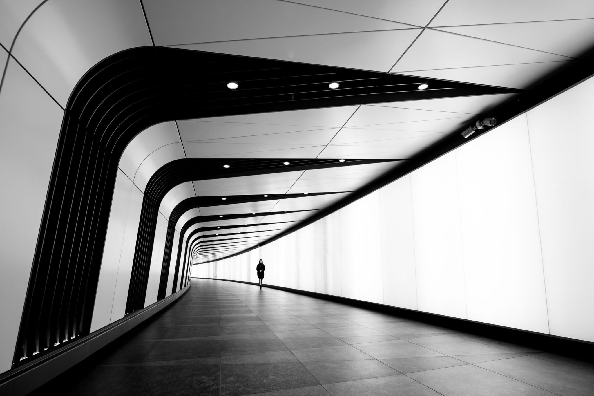 King's Cross/St Pancras Connecting Tunnel, United Kingdom