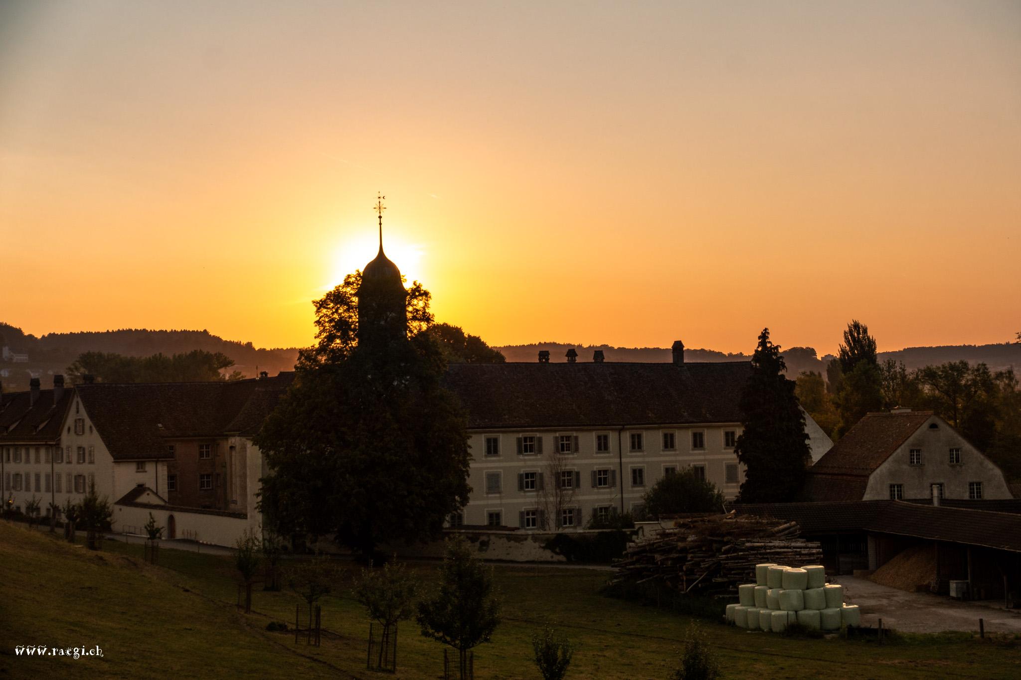 Kloster Fahr, Switzerland