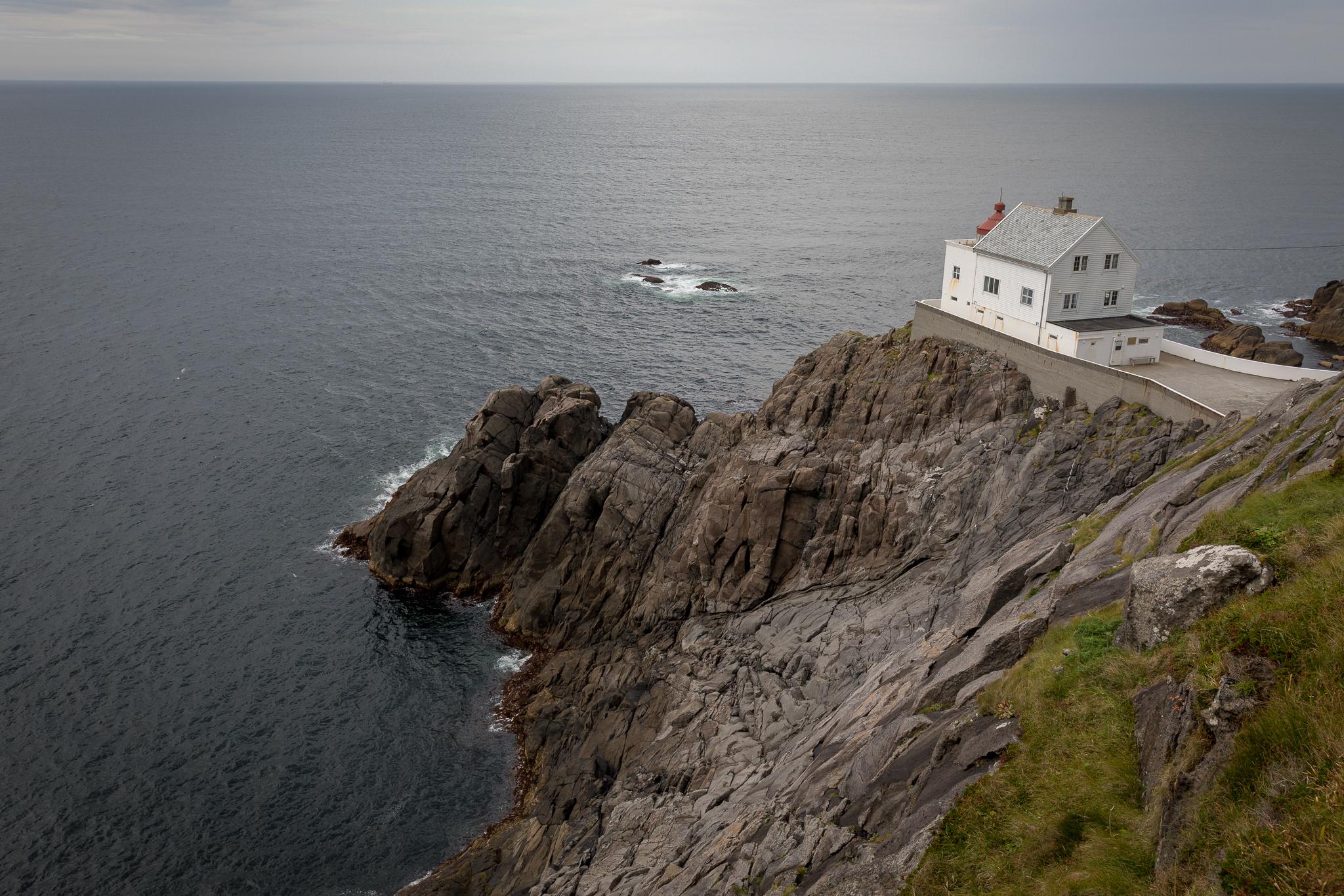 Kråkenes Lighthouse, Norway