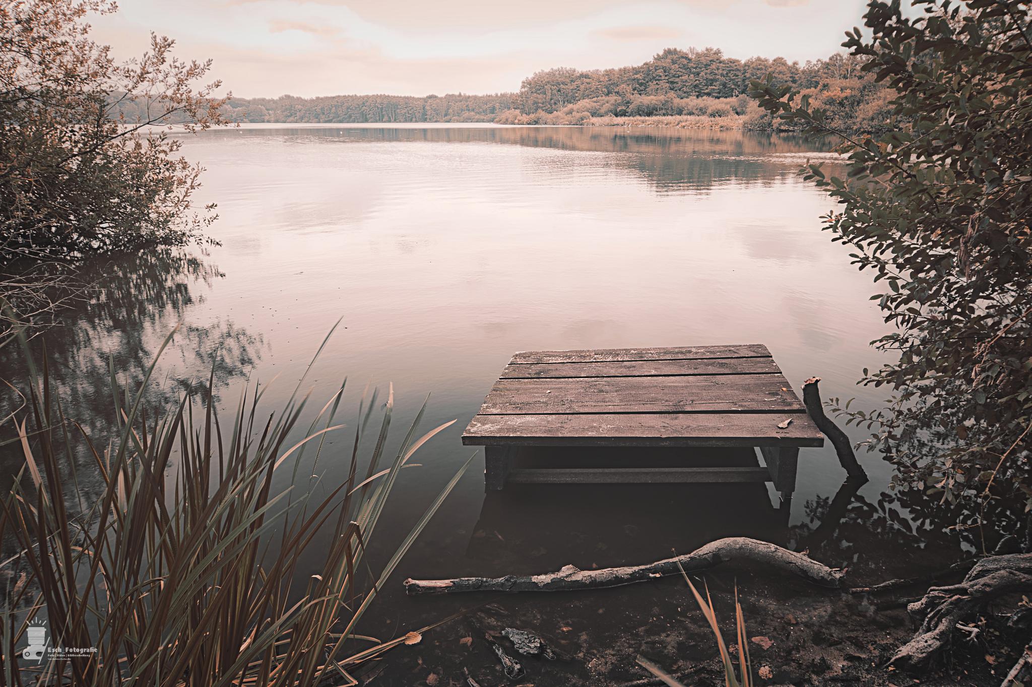 Krickenbecker Lakes, Germany