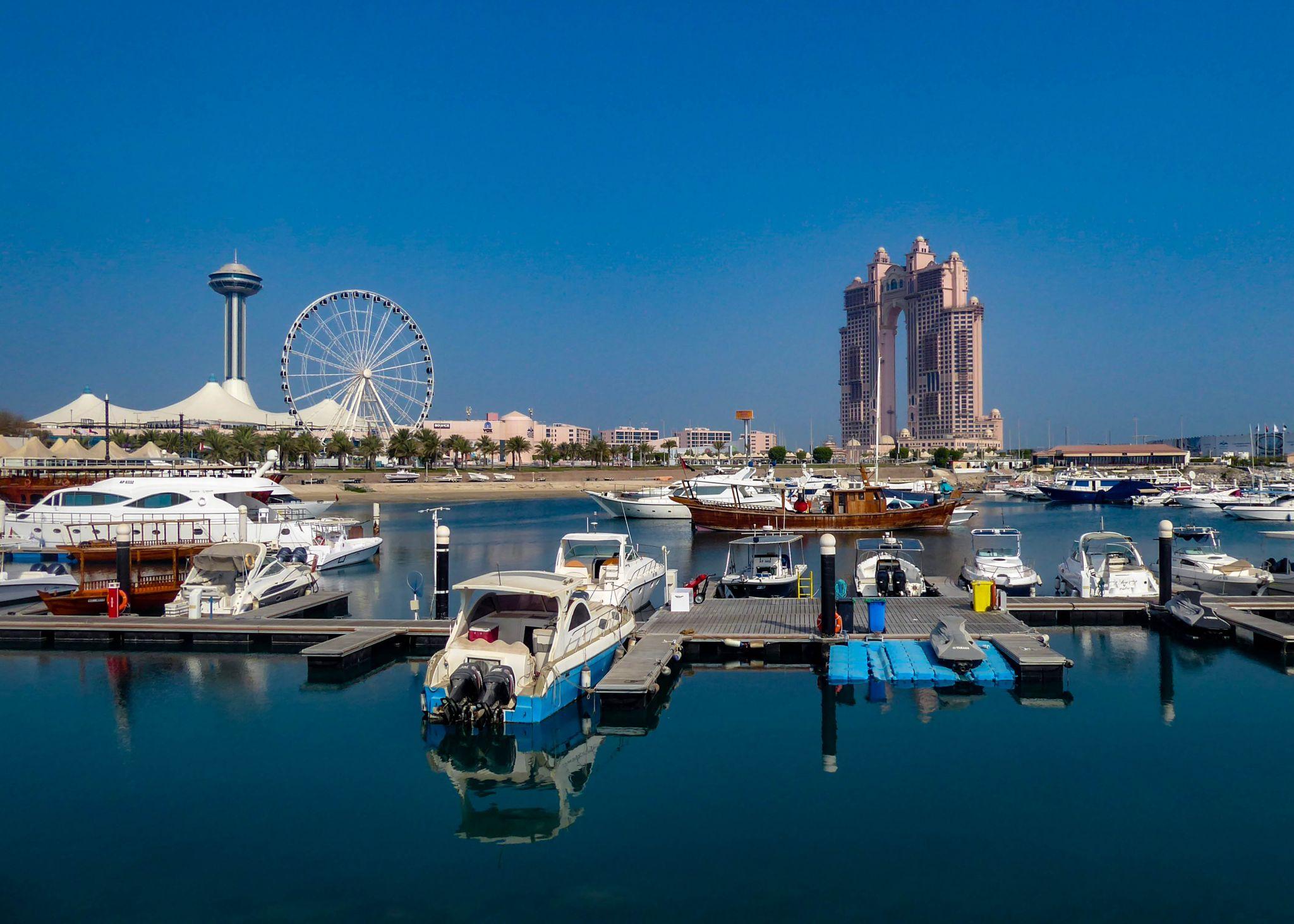Marina Eye, United Arab Emirates