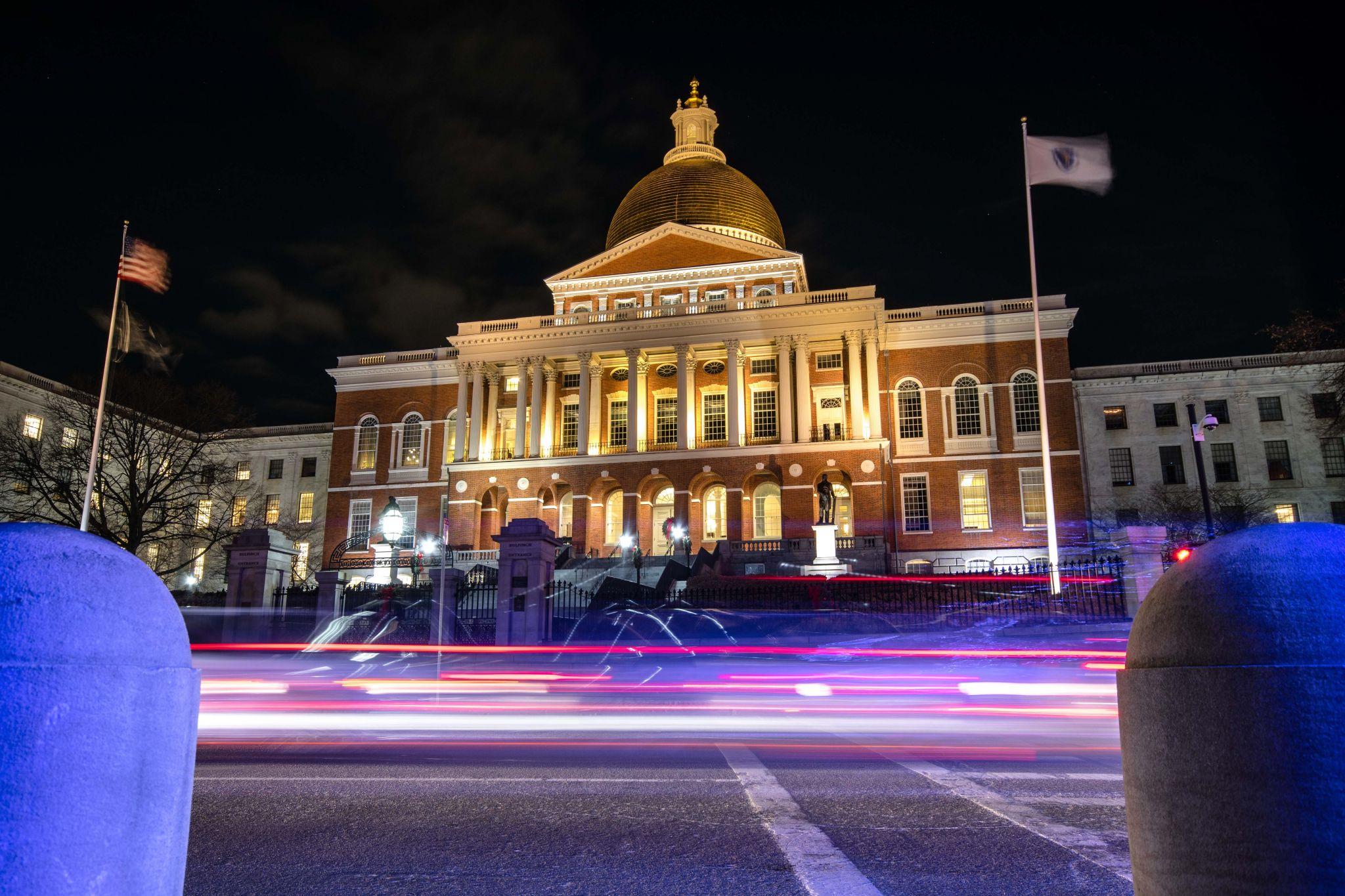 Massachusetts State House, USA