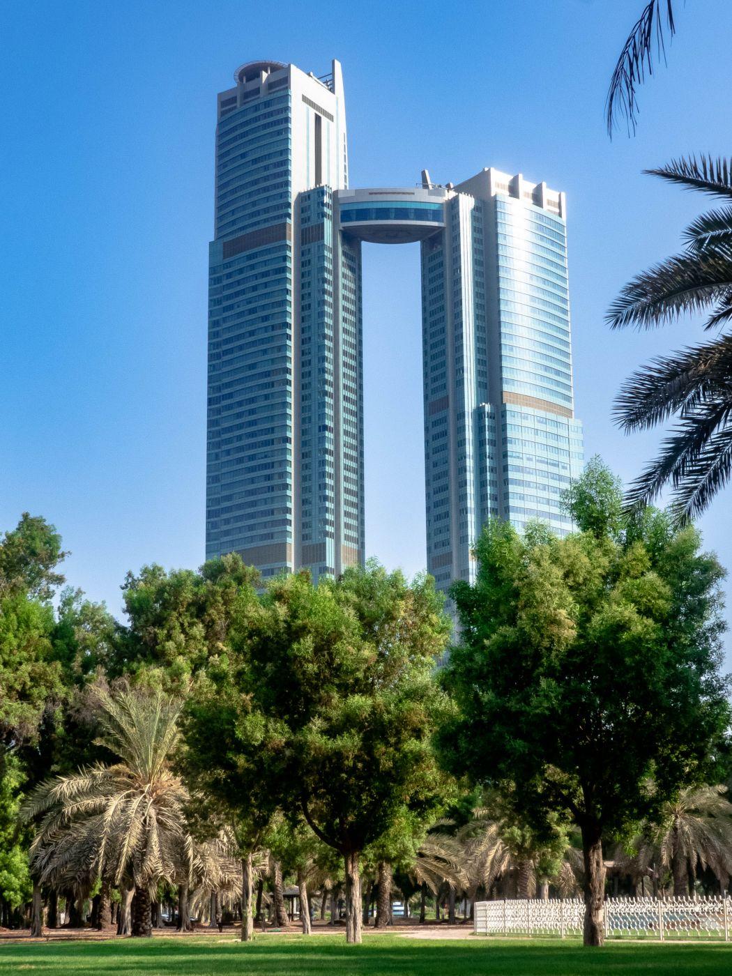 Nation Towers, United Arab Emirates