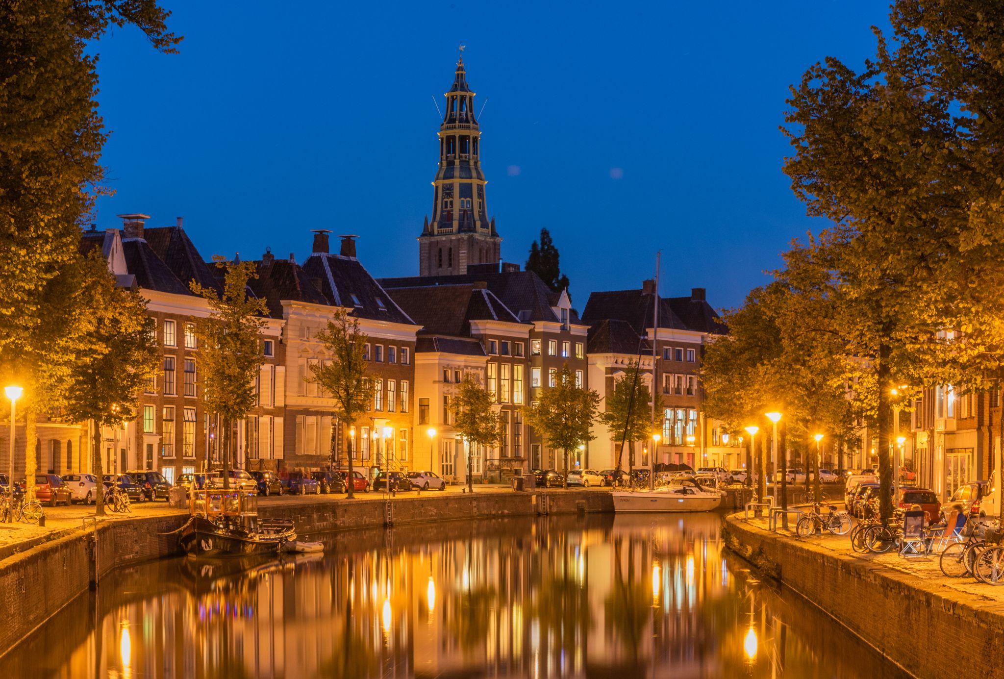 Netherlands Groningen Hooge der A, Netherlands