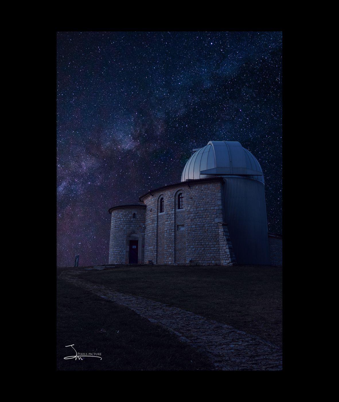 Observatory Višnjan / Croatia, Croatia