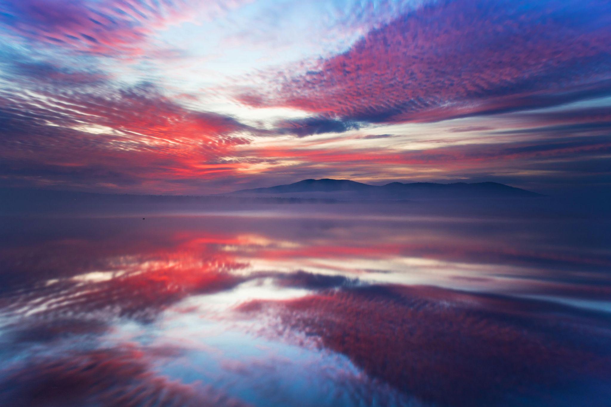 Ossipee Lake, USA