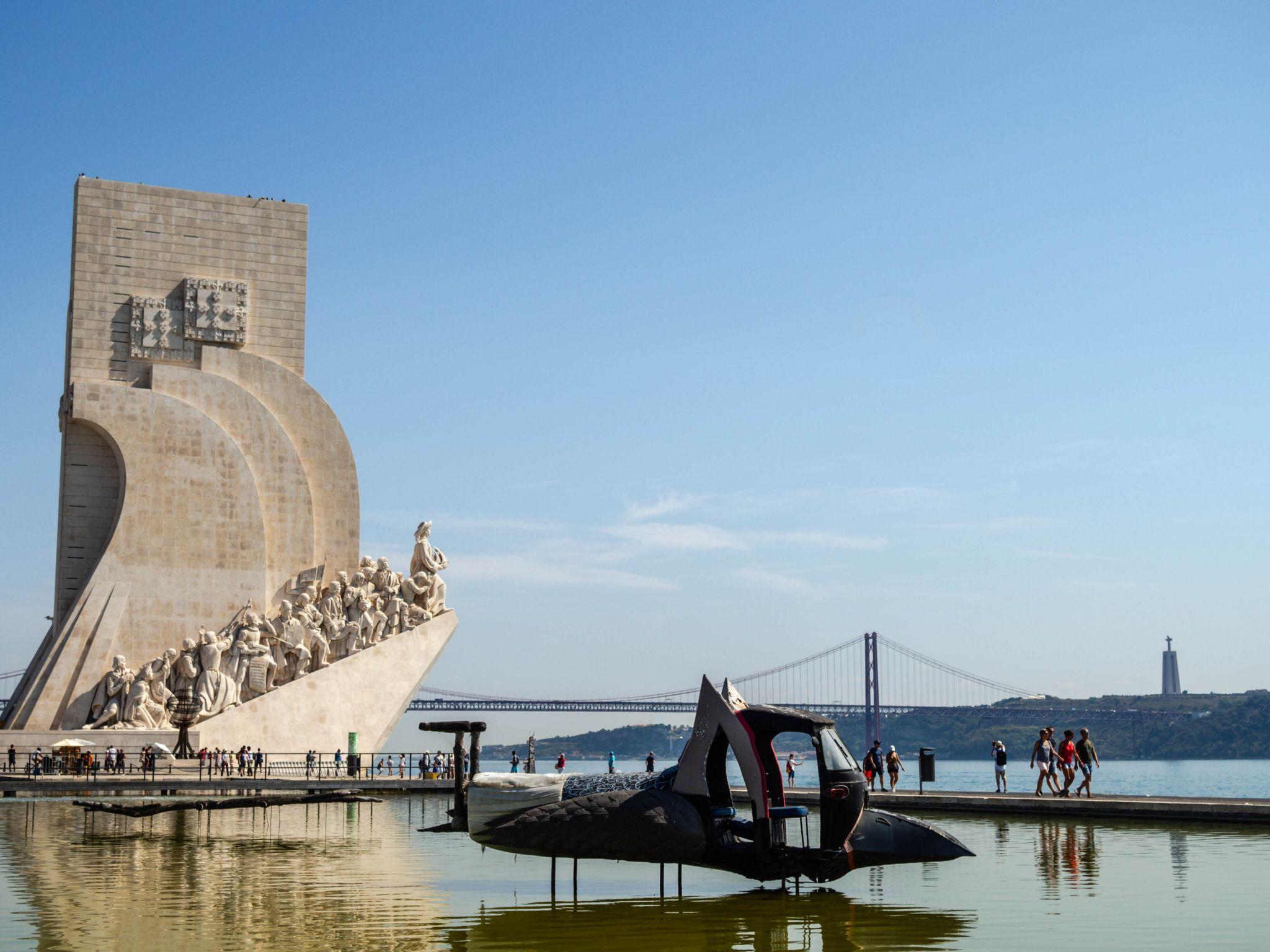 Padrao dos Descobrimentos, Portugal