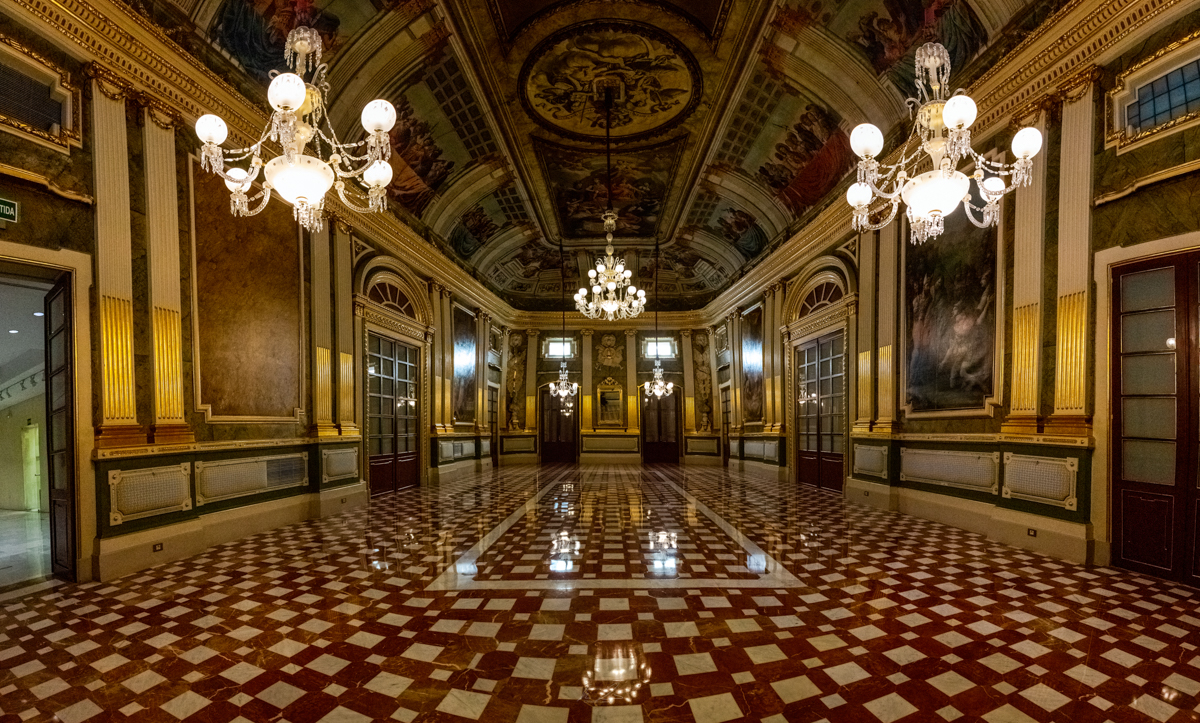 Palacio Bofarul, Spain