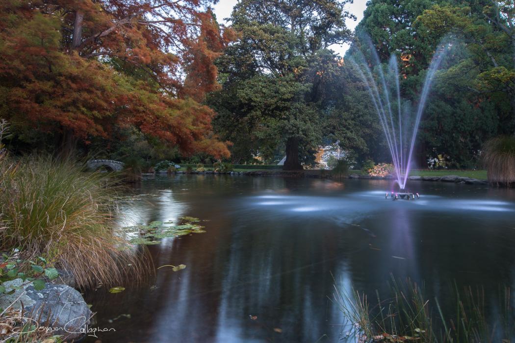 Queenstown Gardens, New Zealand