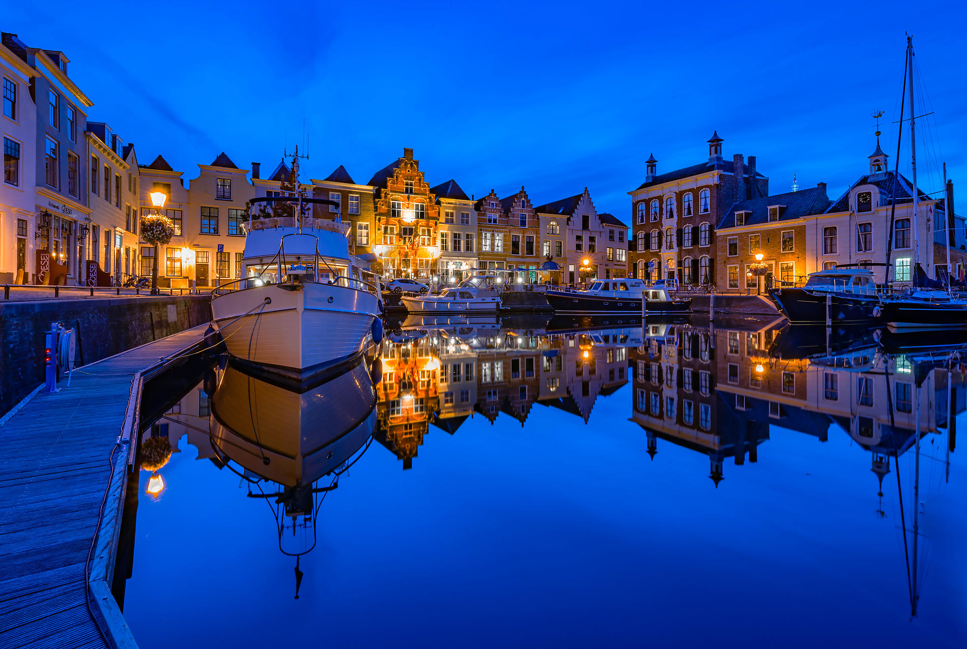 Stadshaven, Goes, Netherlands