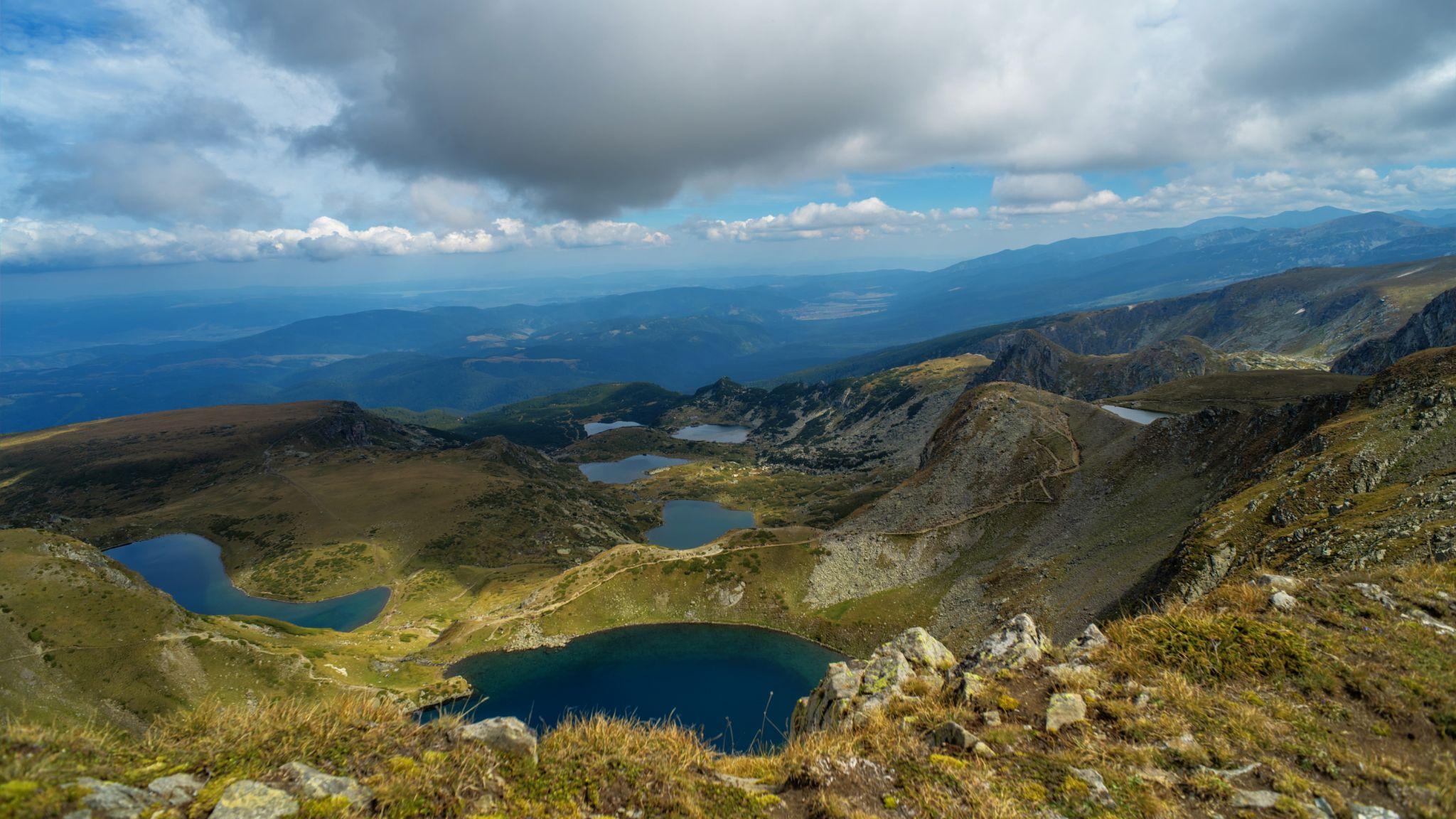 The 7 Rila Lakes, Bulgaria