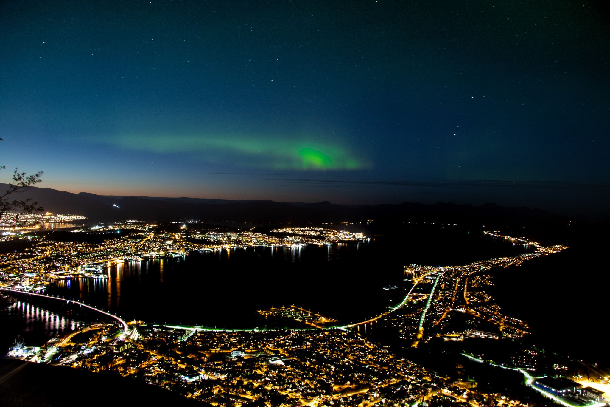 Tromsø View, Norway