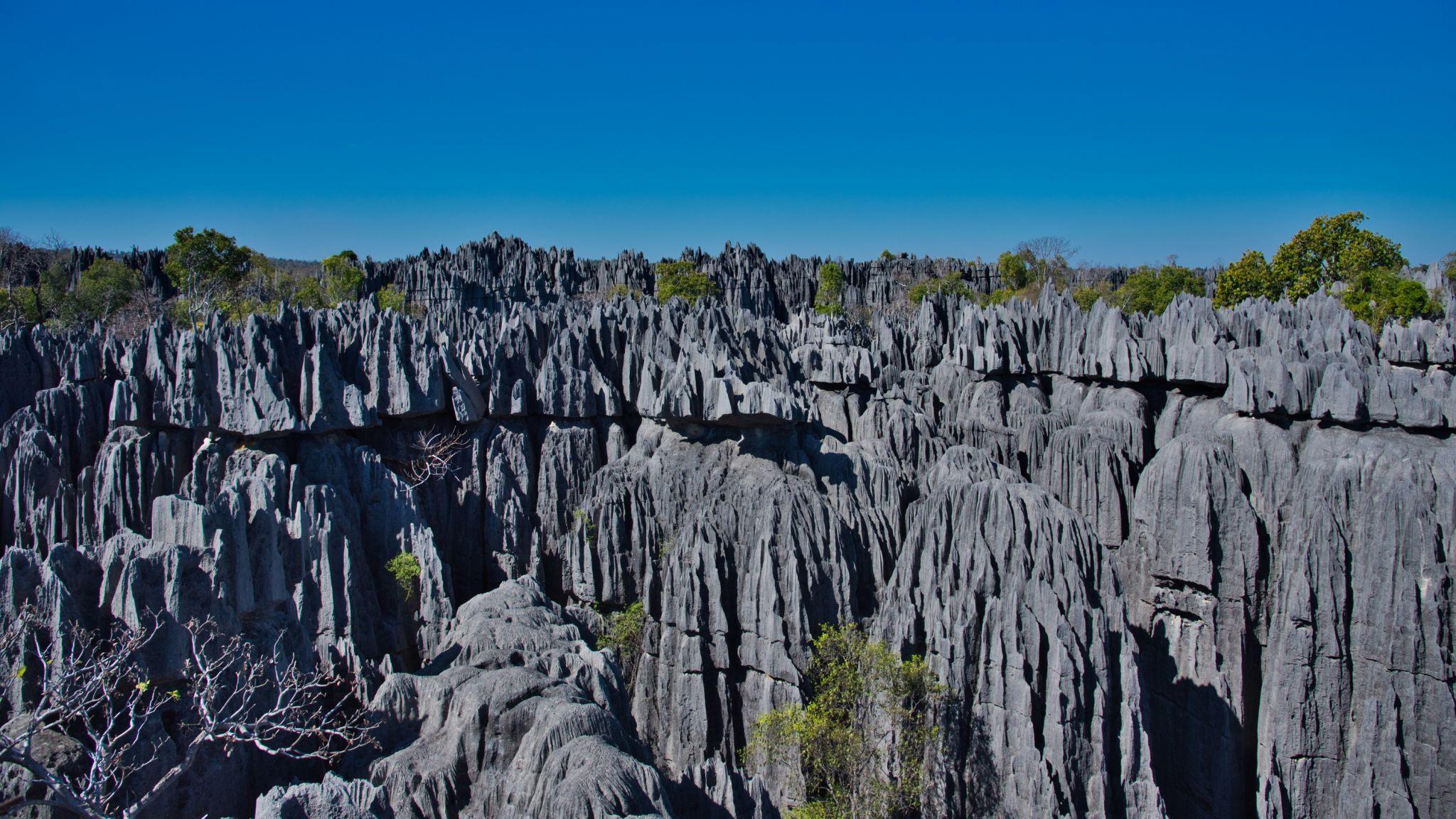 Tsingi of Bemaraha, Madagascar