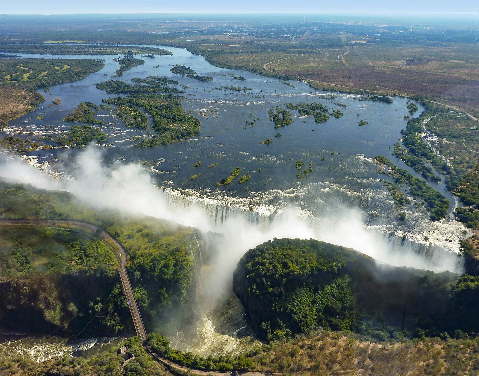 Victoriafalls, Zimbabwe