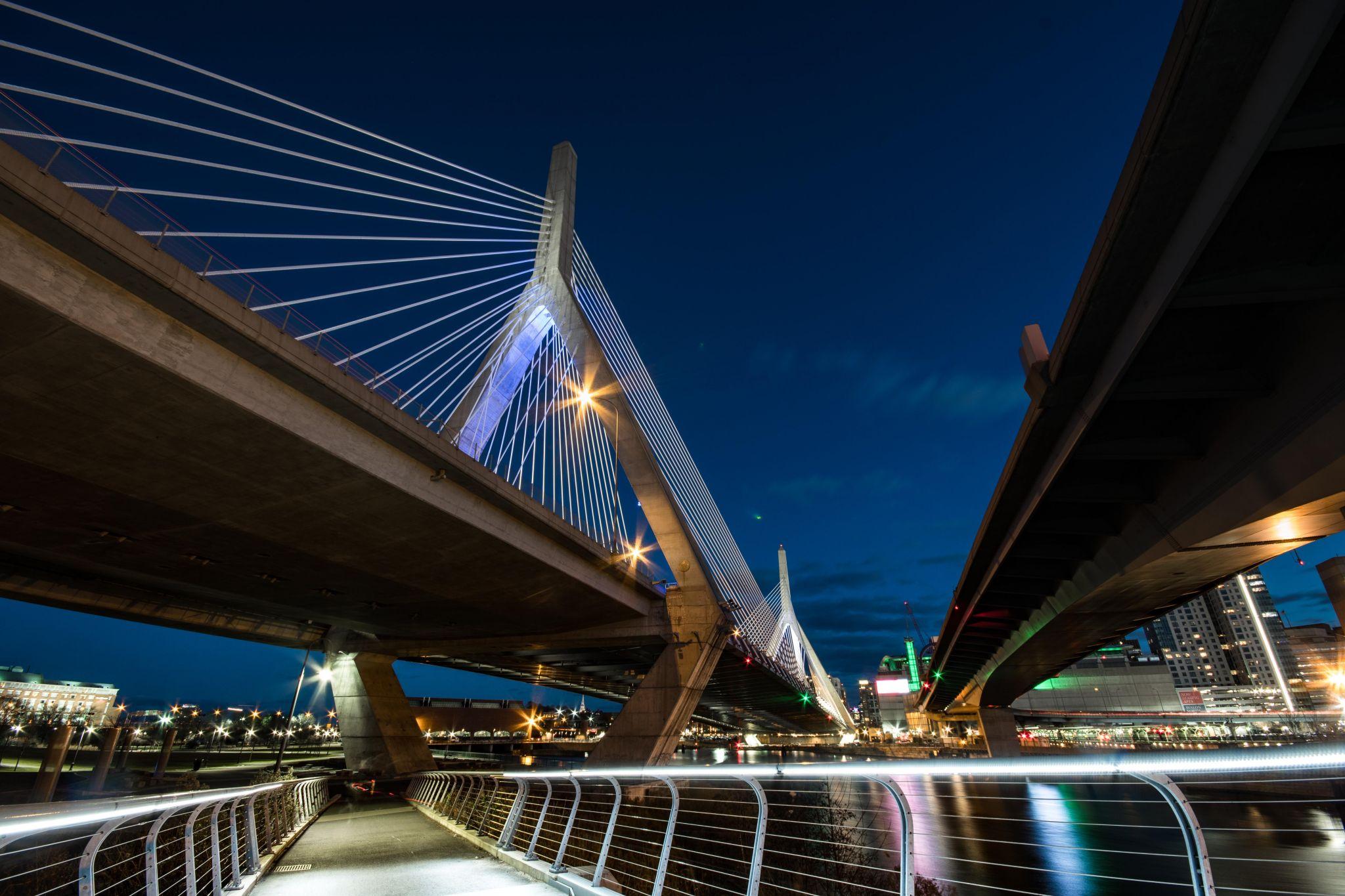 Zakim bridge, USA