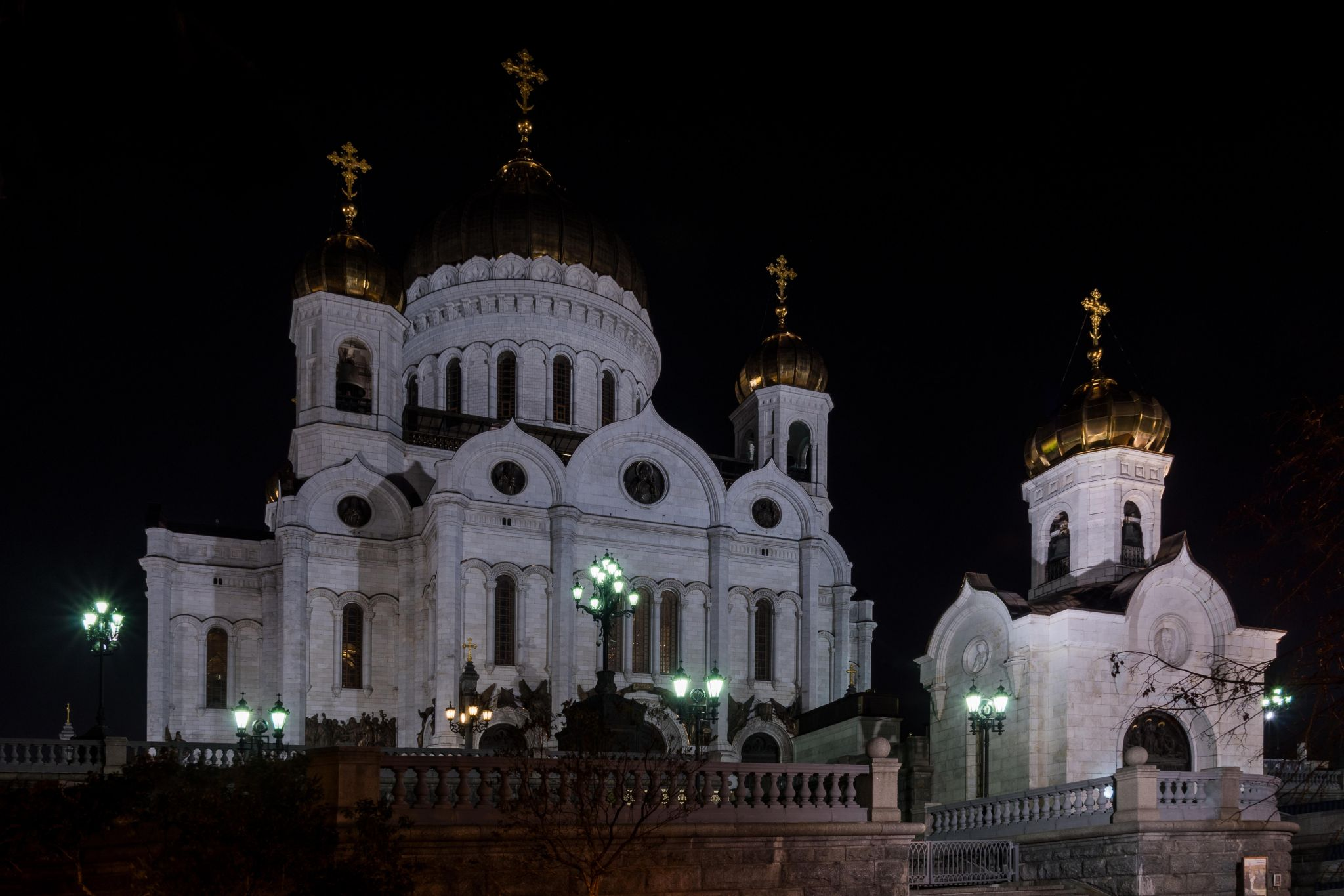 Cathedral of Christ the Saviour, Moscow, Russian Federation