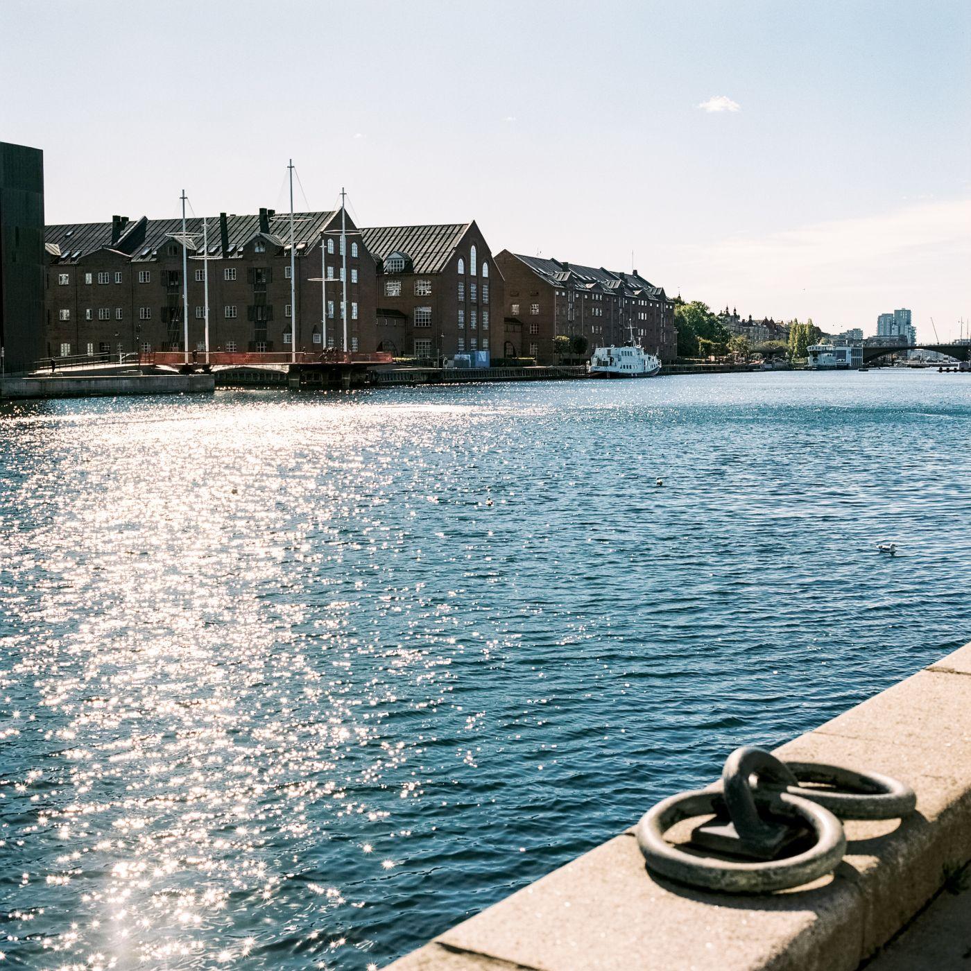 Cirkel bro (Circle bridge) by Olafur Eliasson, Denmark