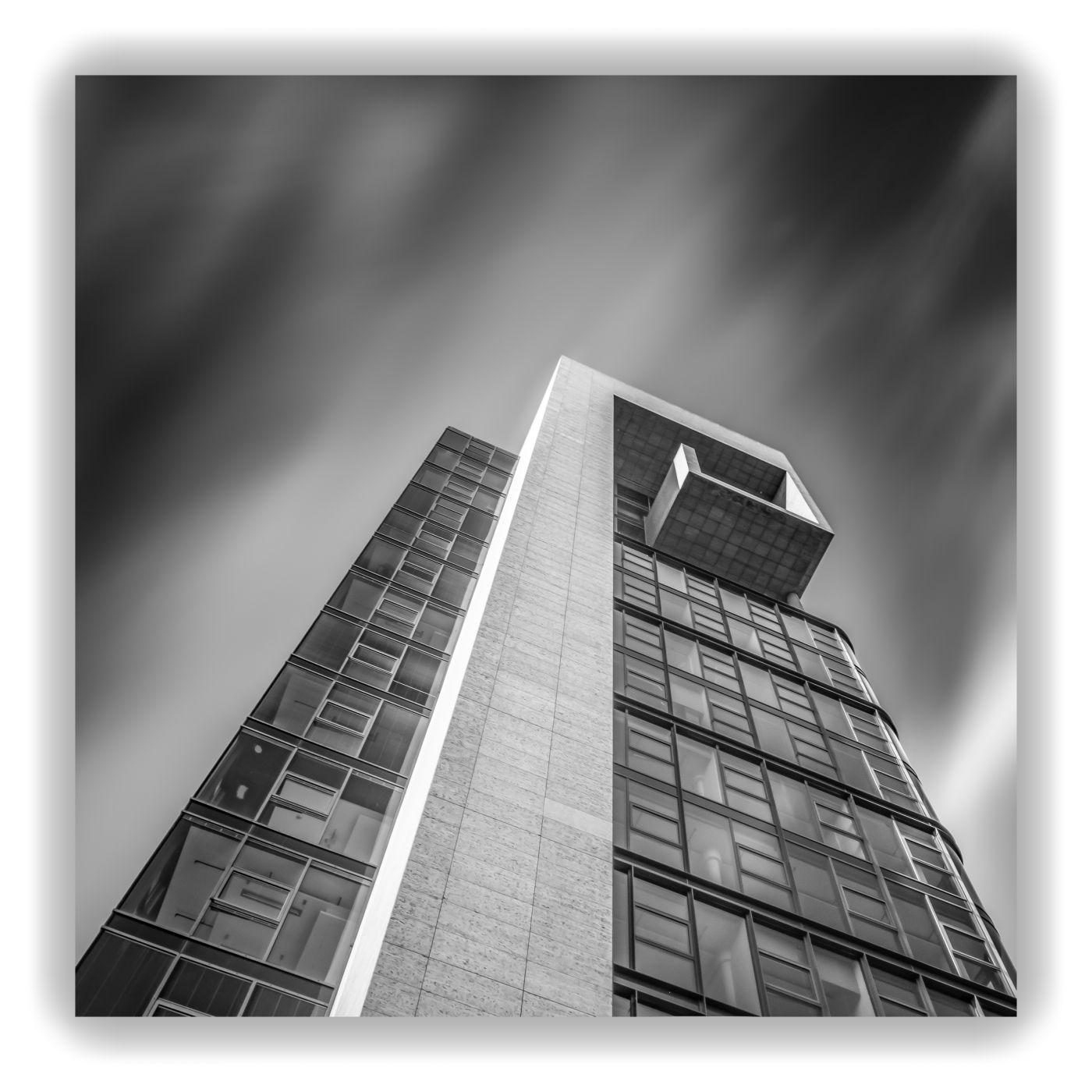 Dock Building Dusseldorf, Germany