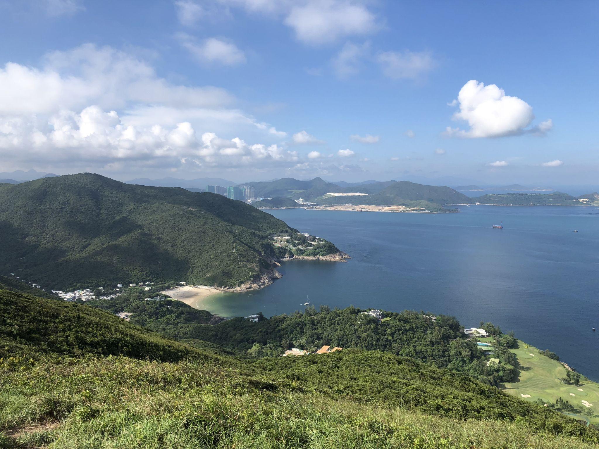Dragon's back trail, Hong Kong