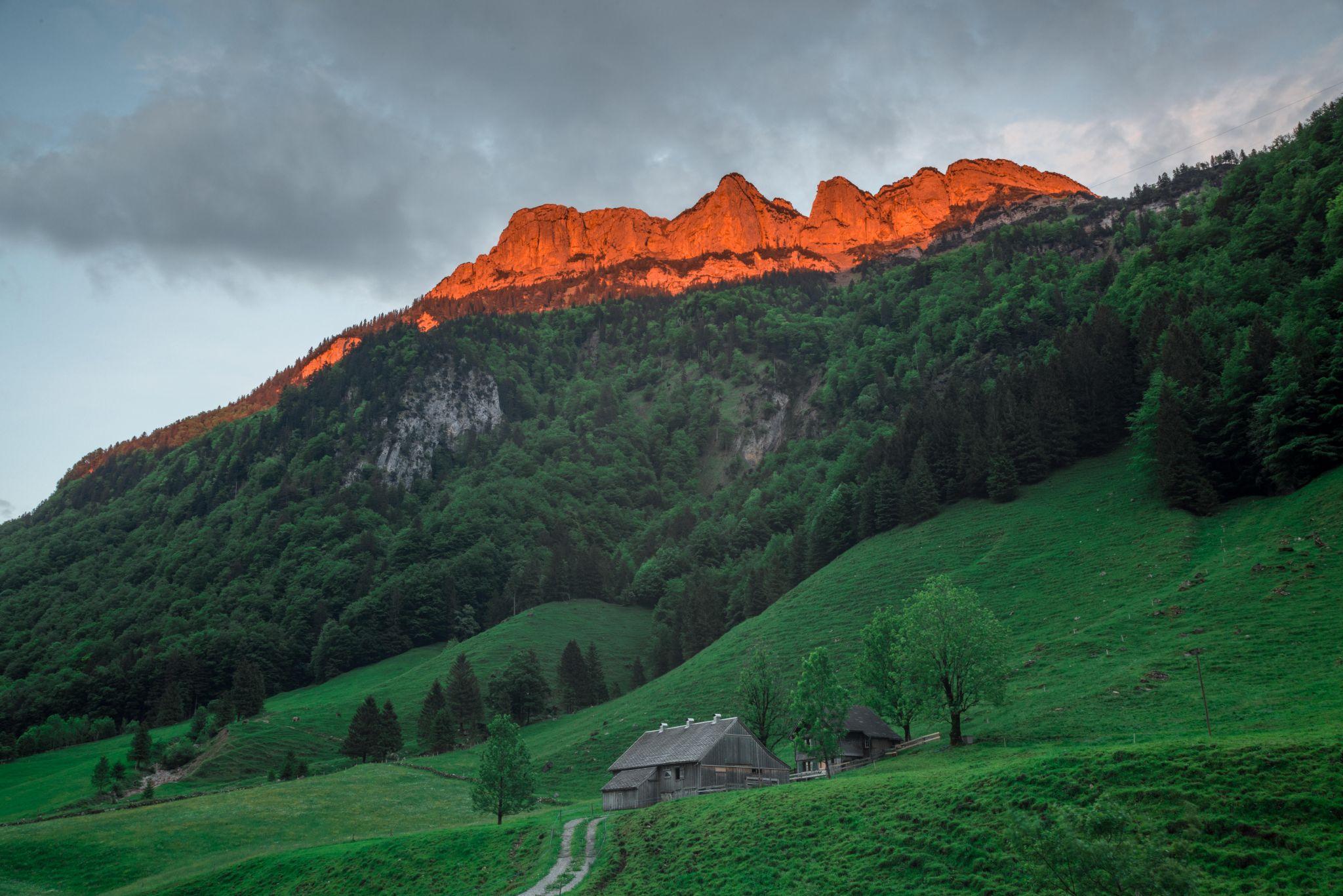 Elektrizitätswerk Wasserauen, Switzerland