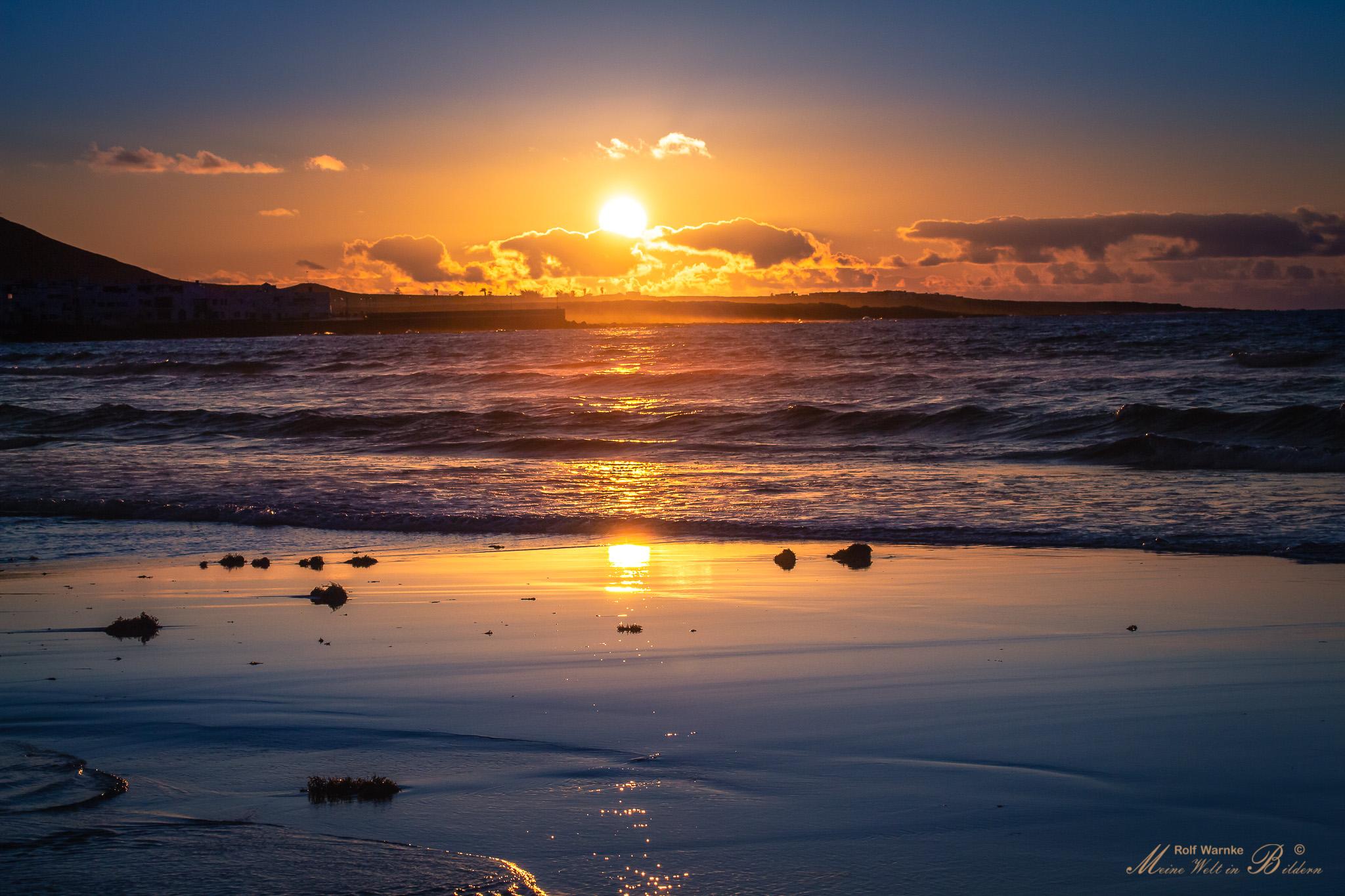 Playa del Famara, Spain