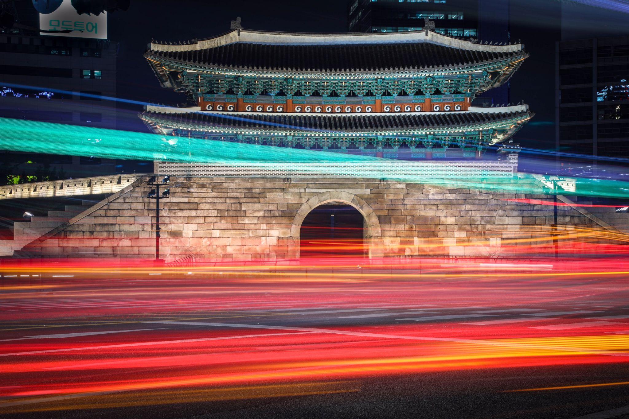 Gate 8, Korea