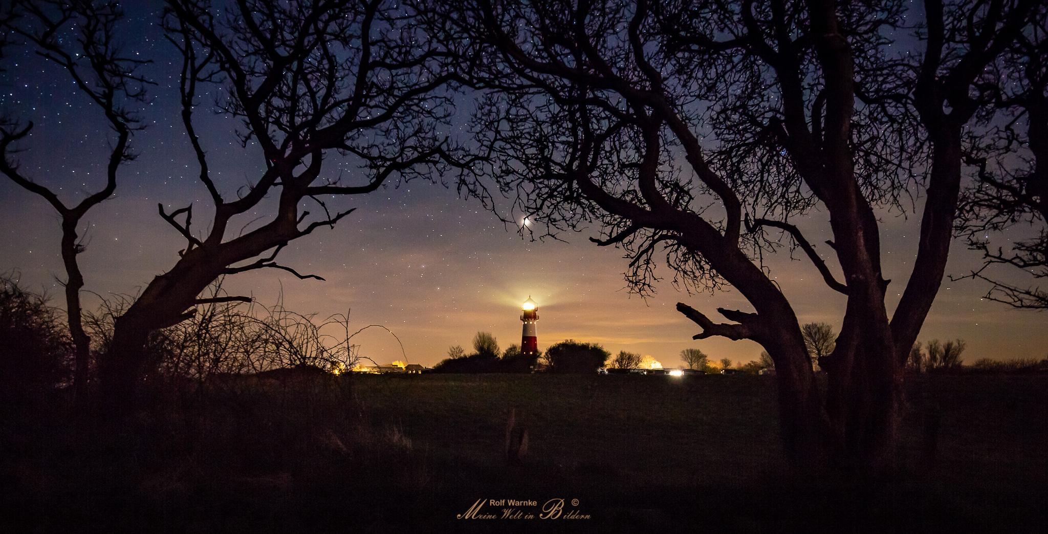 Lighthouse Falshöft, Germany