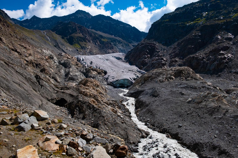 Kaunertal glacier, Austria