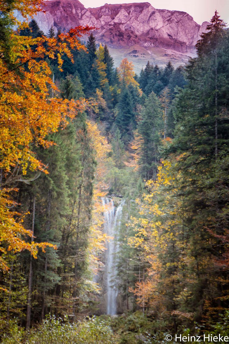 Leuenfall, Switzerland