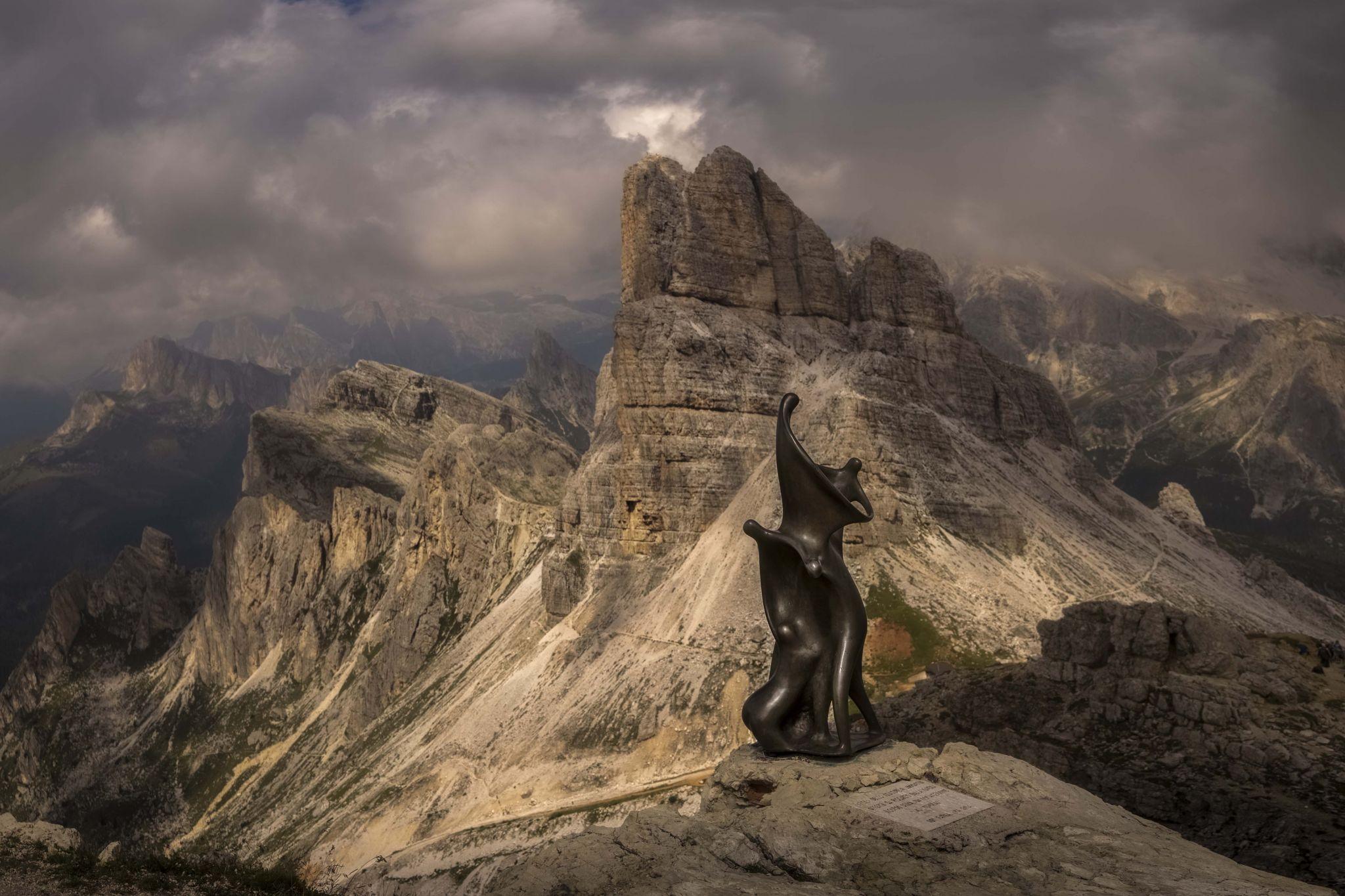 Monte Nuvolau, Italy