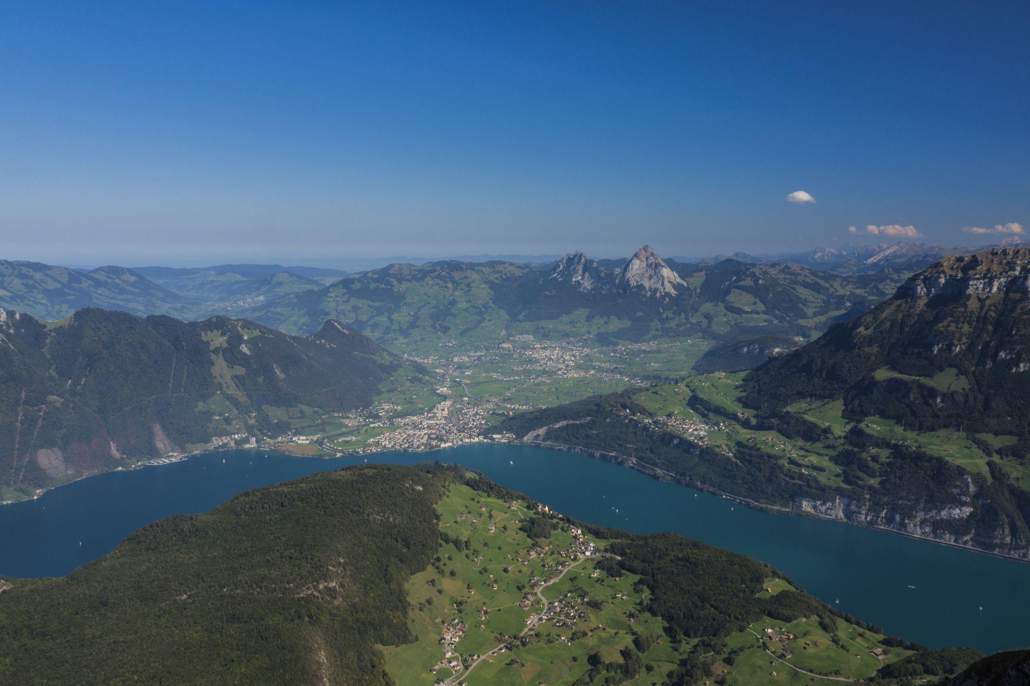 Niederbauen Chulm, Switzerland