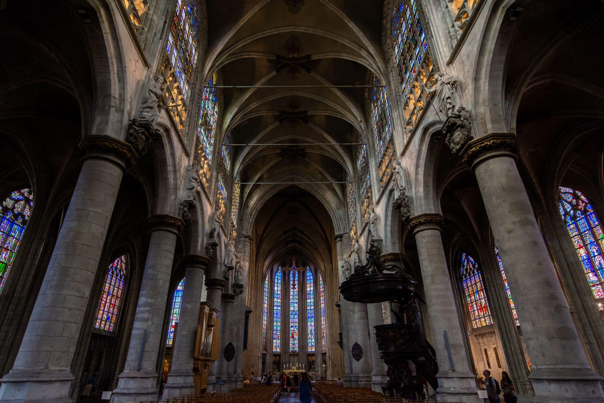 Notre Dame du Sablon, Belgium
