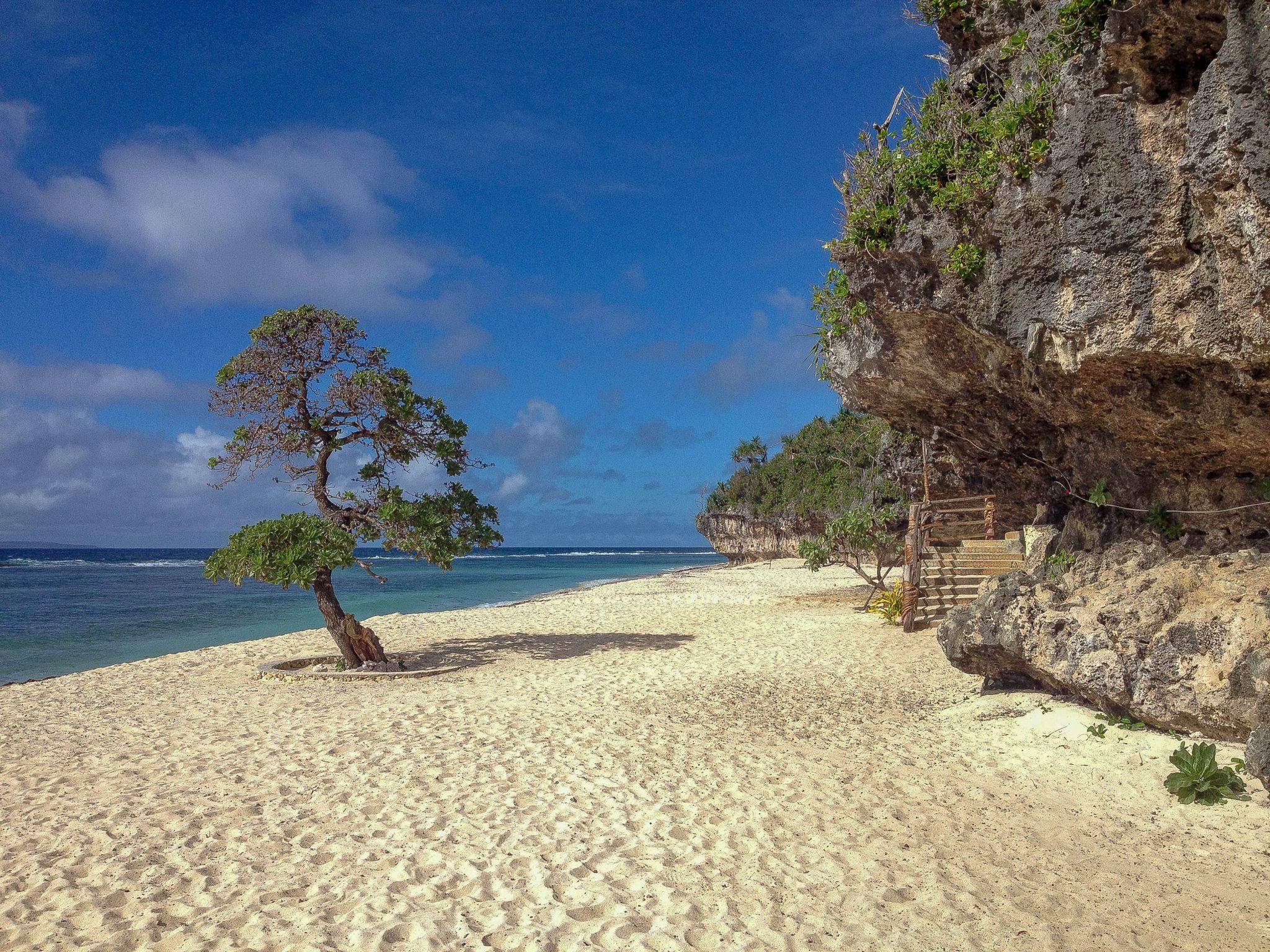 Oholei Beach, Tonga