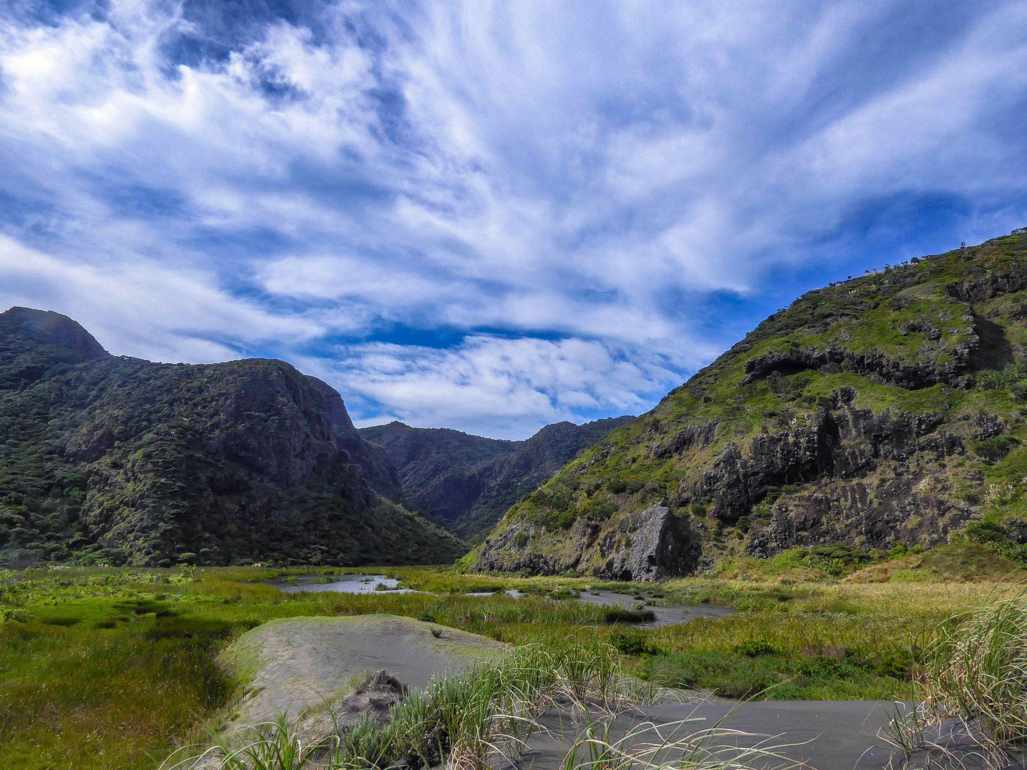 Paraha Valley, New Zealand