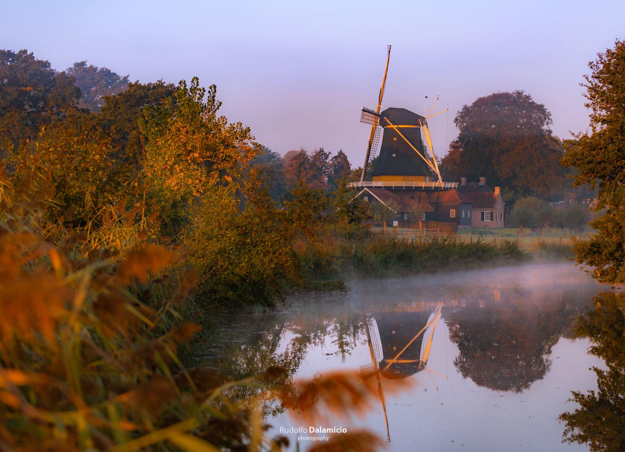 Pelmolen Rijssen, Netherlands