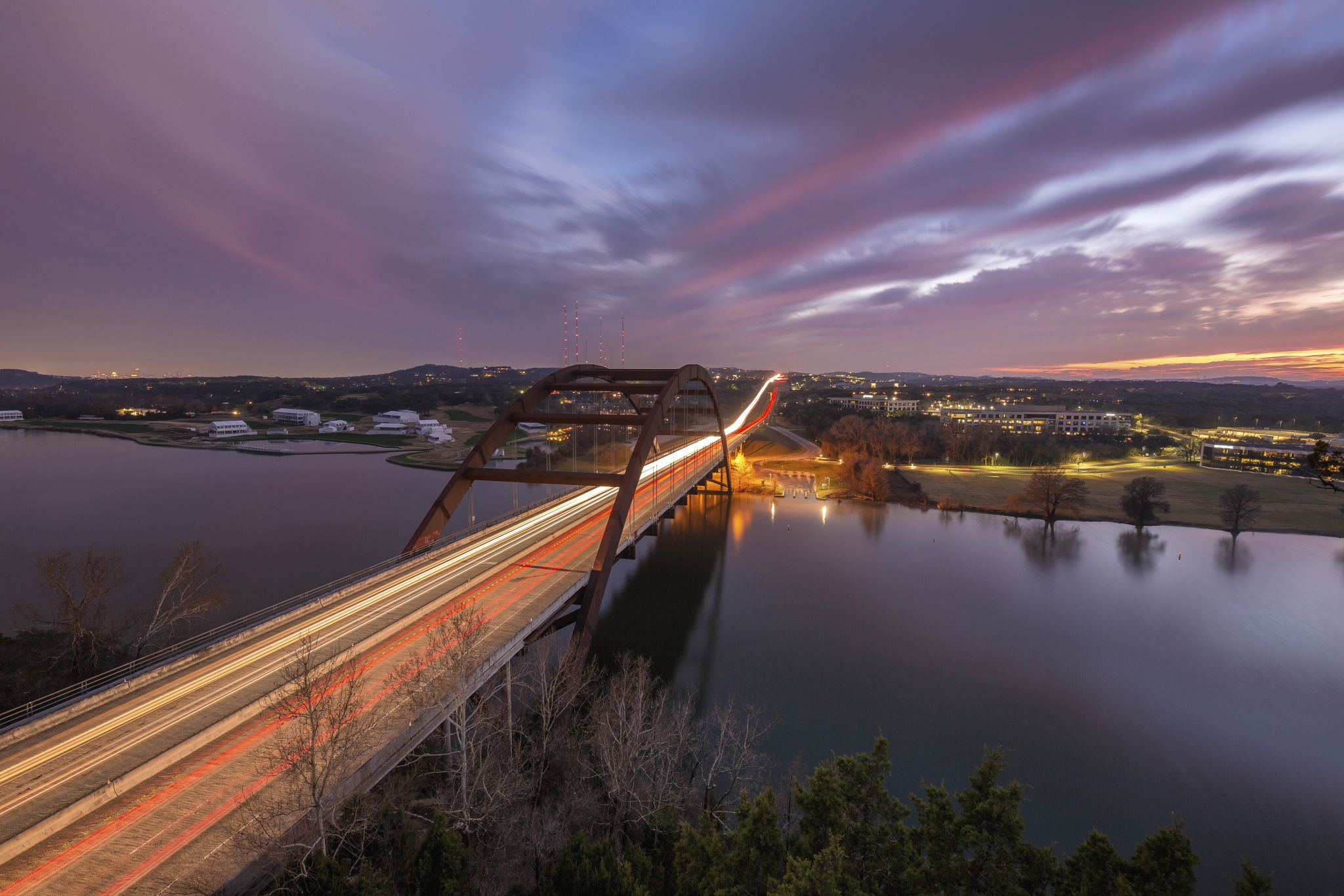 Pennybacker Bridge, USA