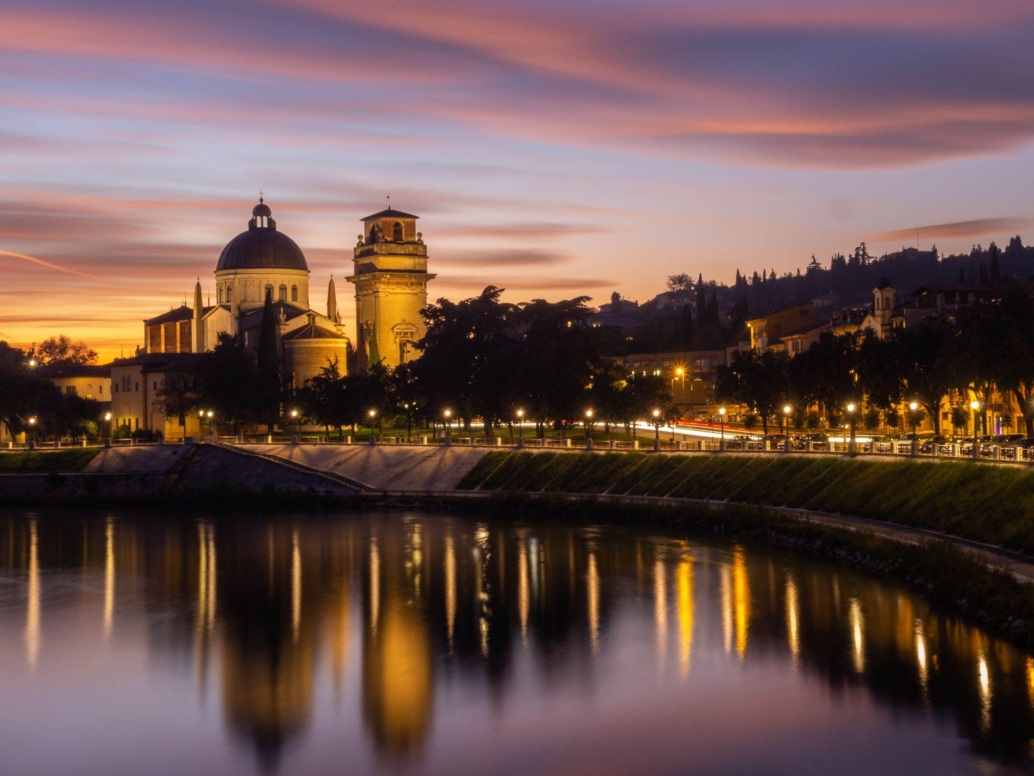 Ponte Pietra, Italy