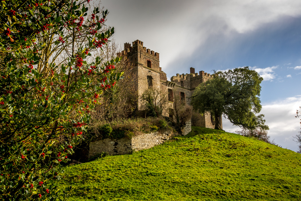 Raphoe Castle county Donegal, Ireland