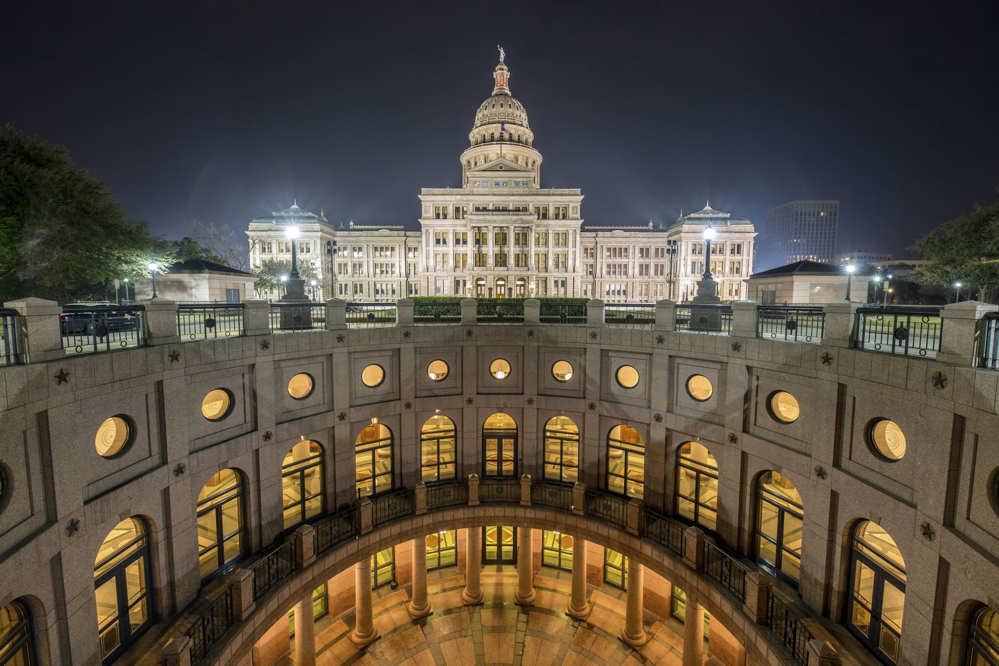 State Capitol of Texas, USA