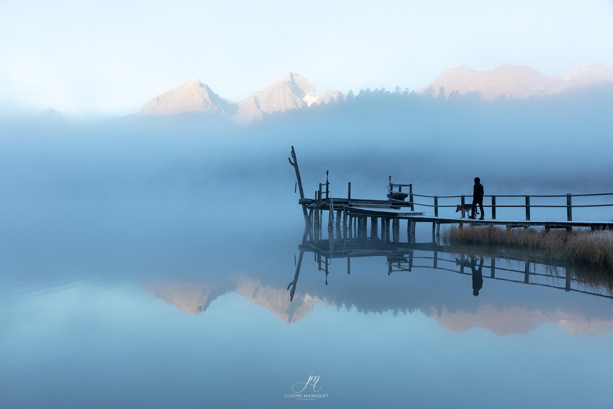 Stazersee - Lej da Staz, Switzerland