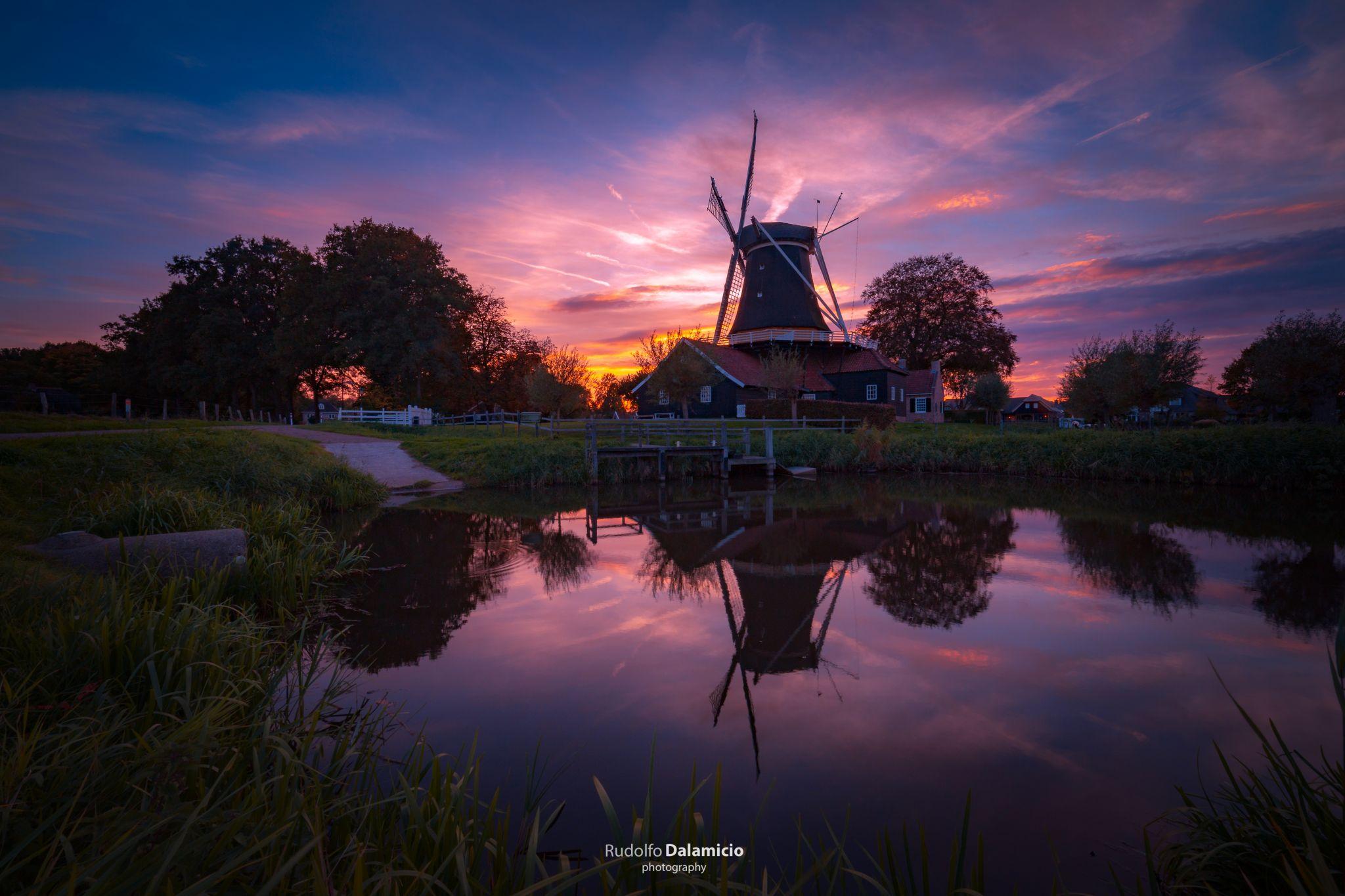 The Dutch Like Mills, Netherlands