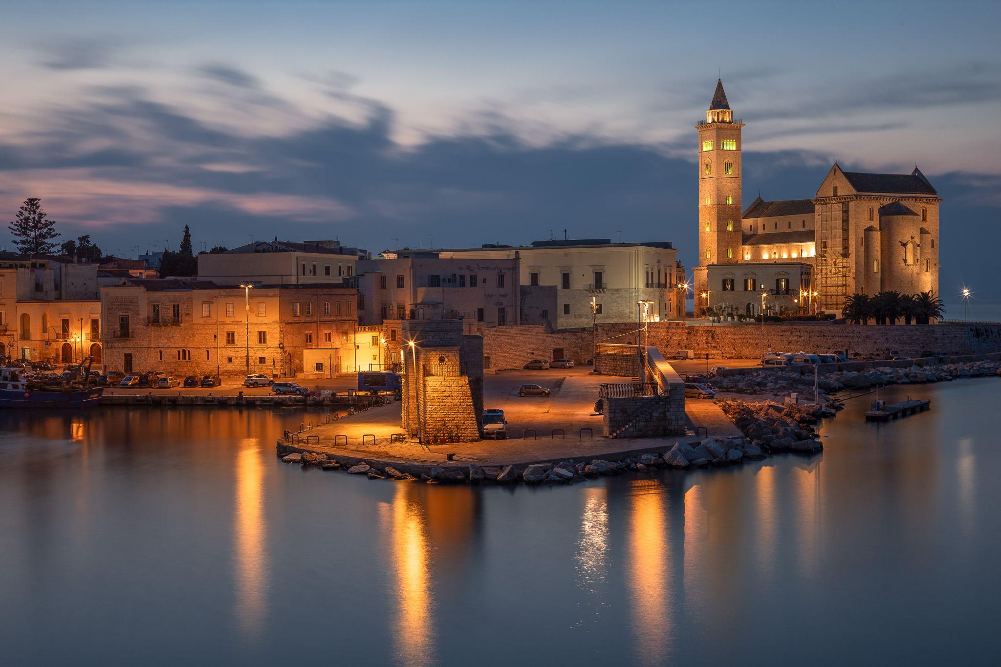 Trani Docks, Italy