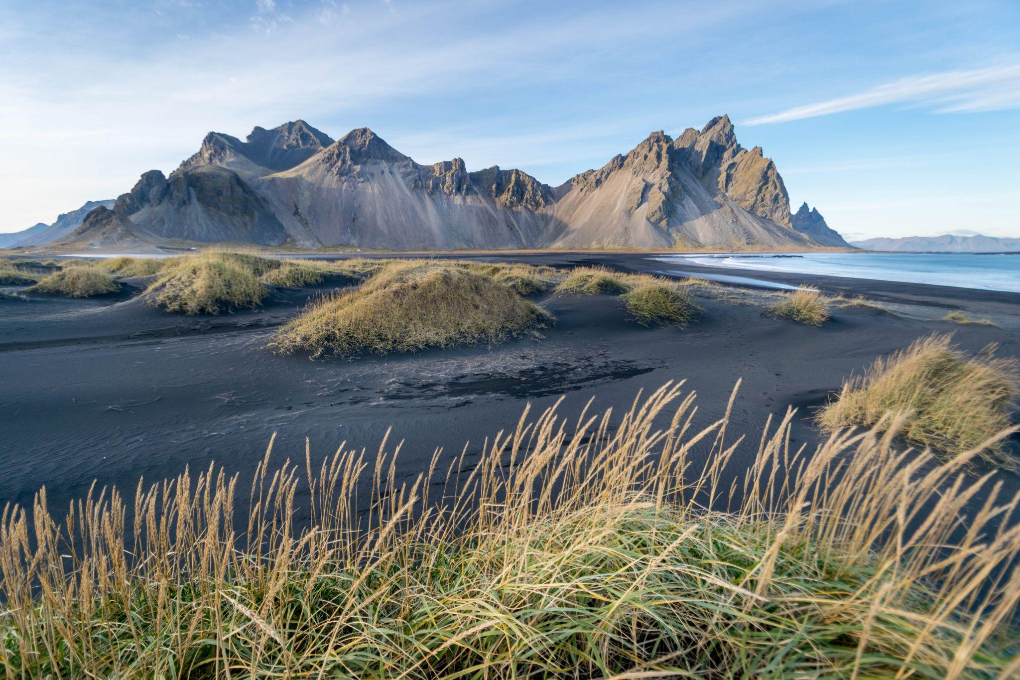 Vestrahorn, Iceland, Iceland